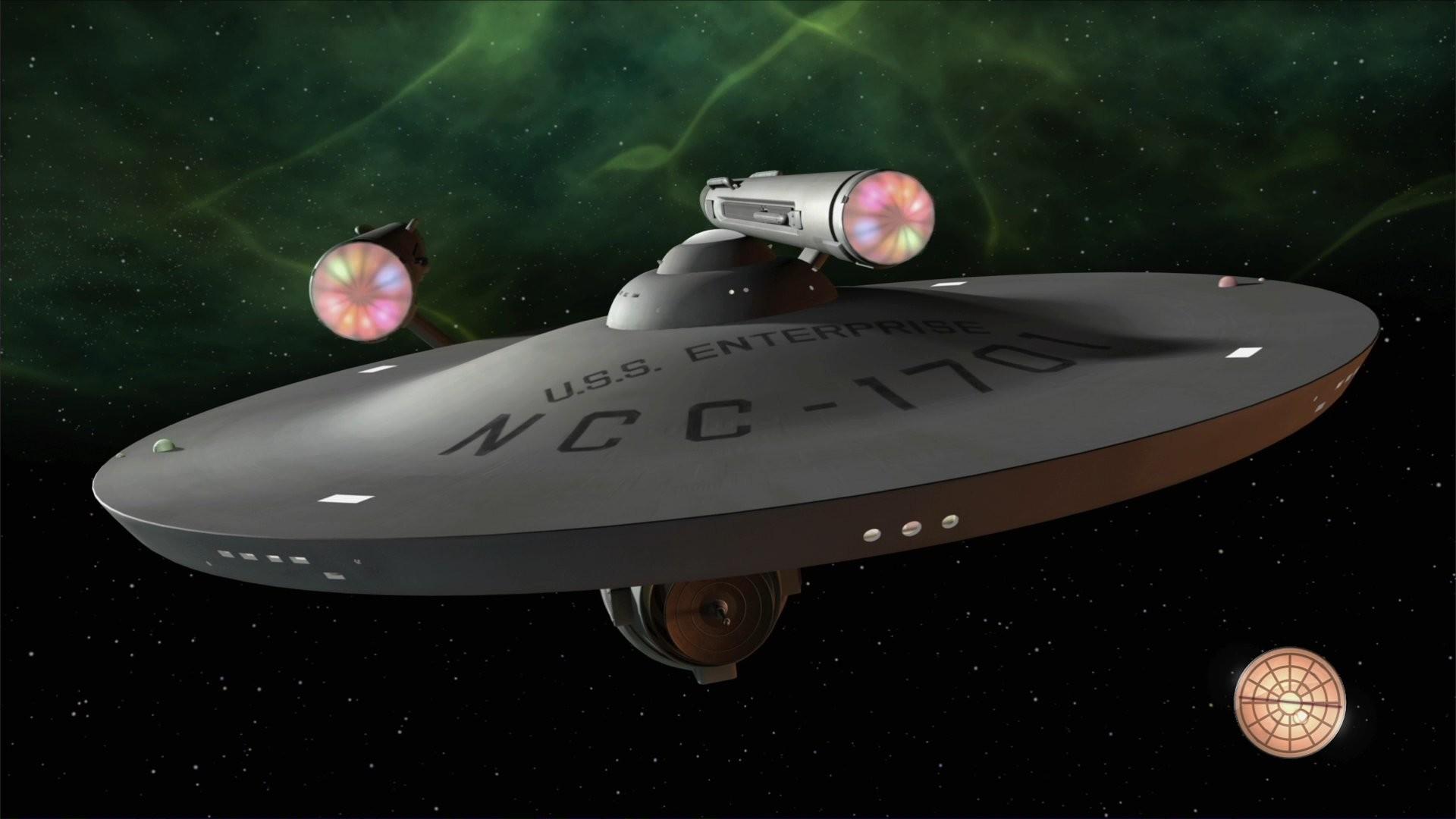 Review – Star Trek: The Original Series Season One HD DVD Box Set .