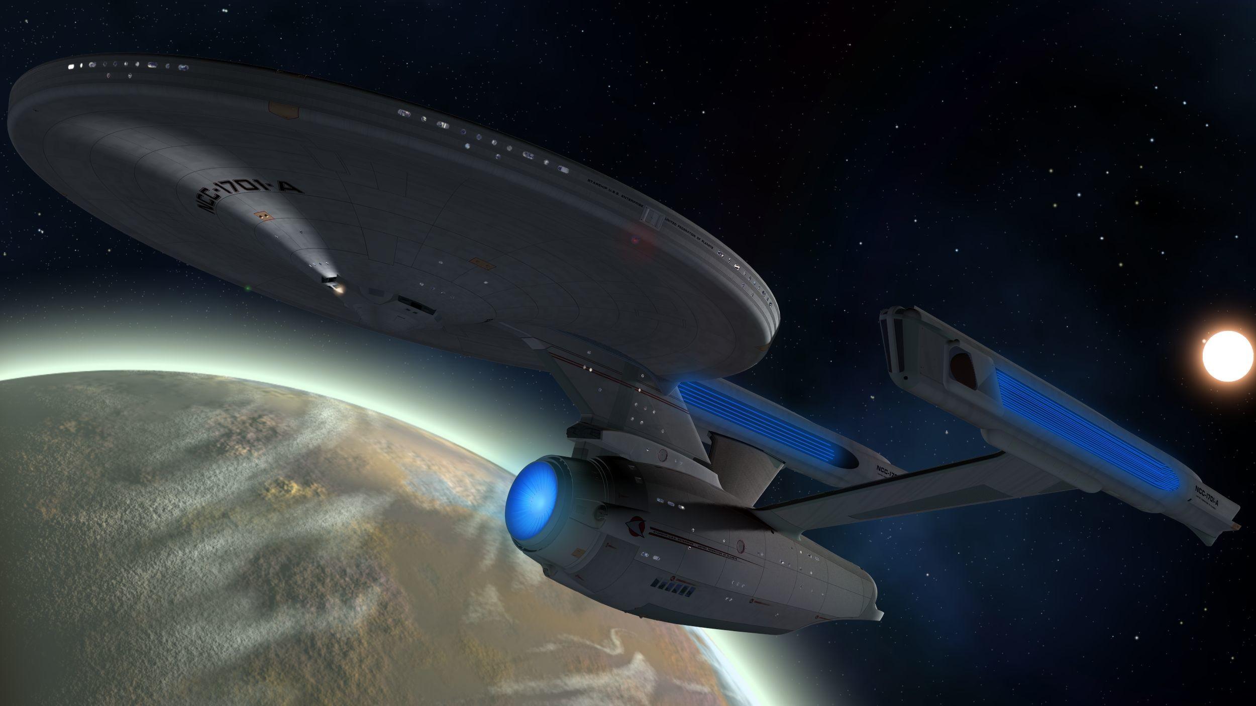 TV Show – Star Trek: The Original Series Star Trek Enterprise (Star Trek)