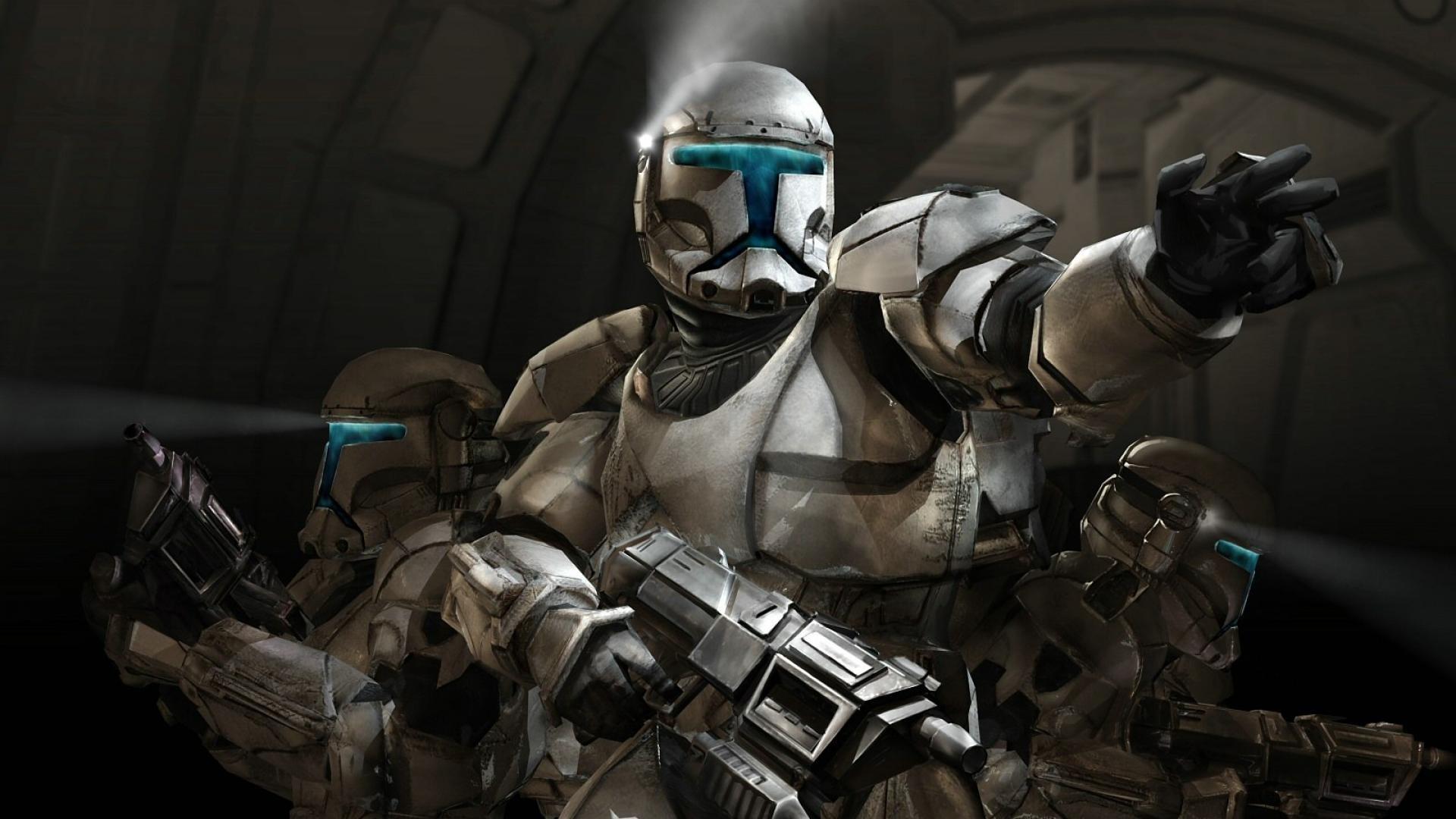 … clone trooper wallpaper wallpapersafari …