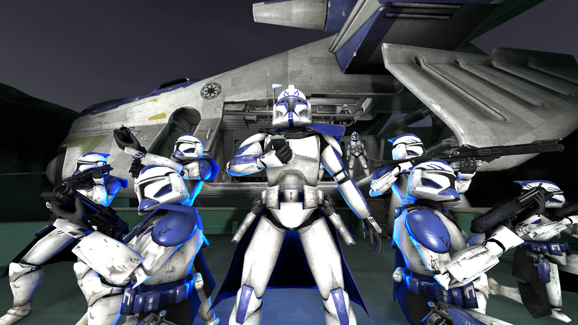 501st Arc Troopers by LightSabersEdge 501st Arc Troopers by LightSabersEdge