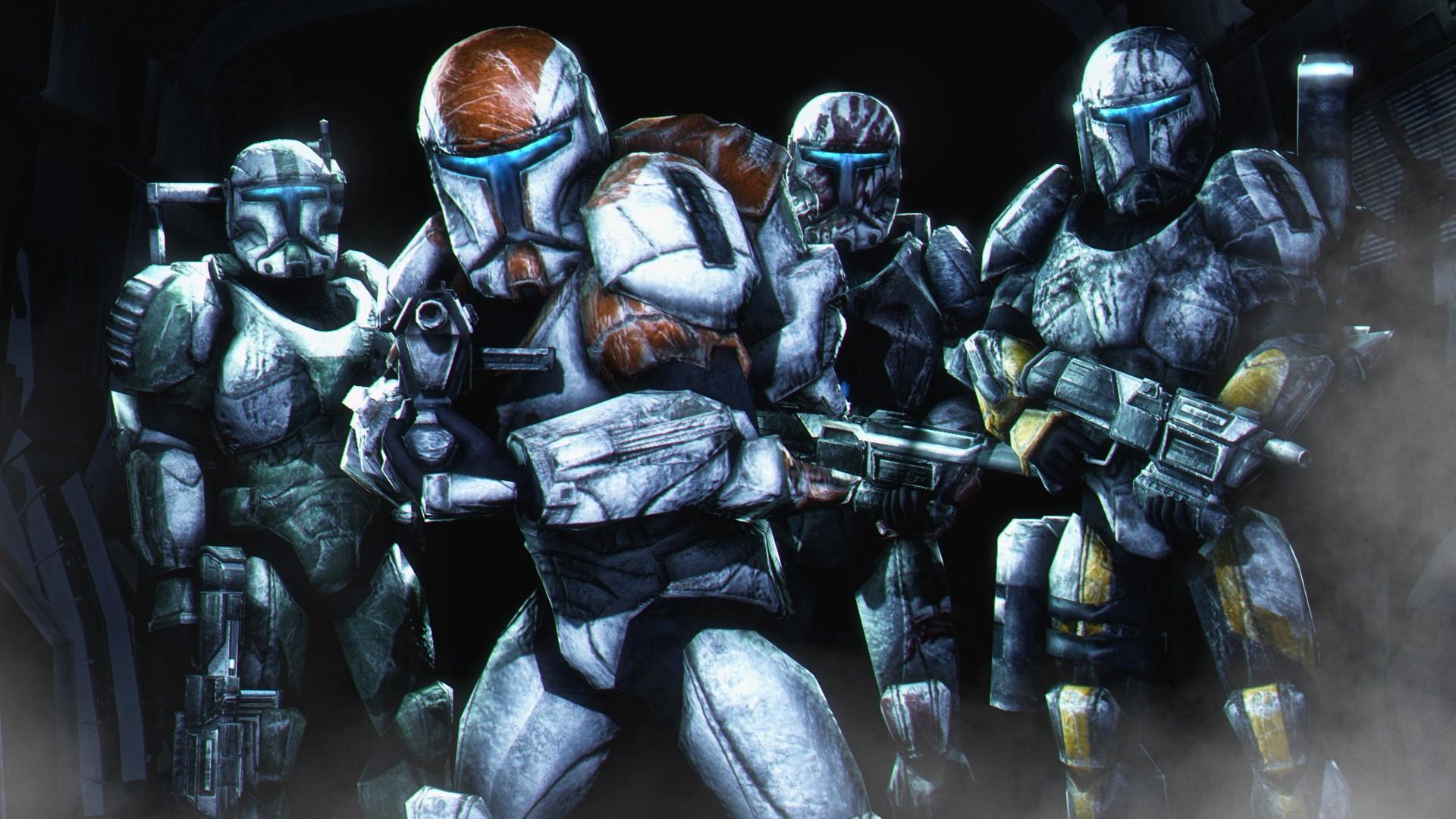 >only clones left. >