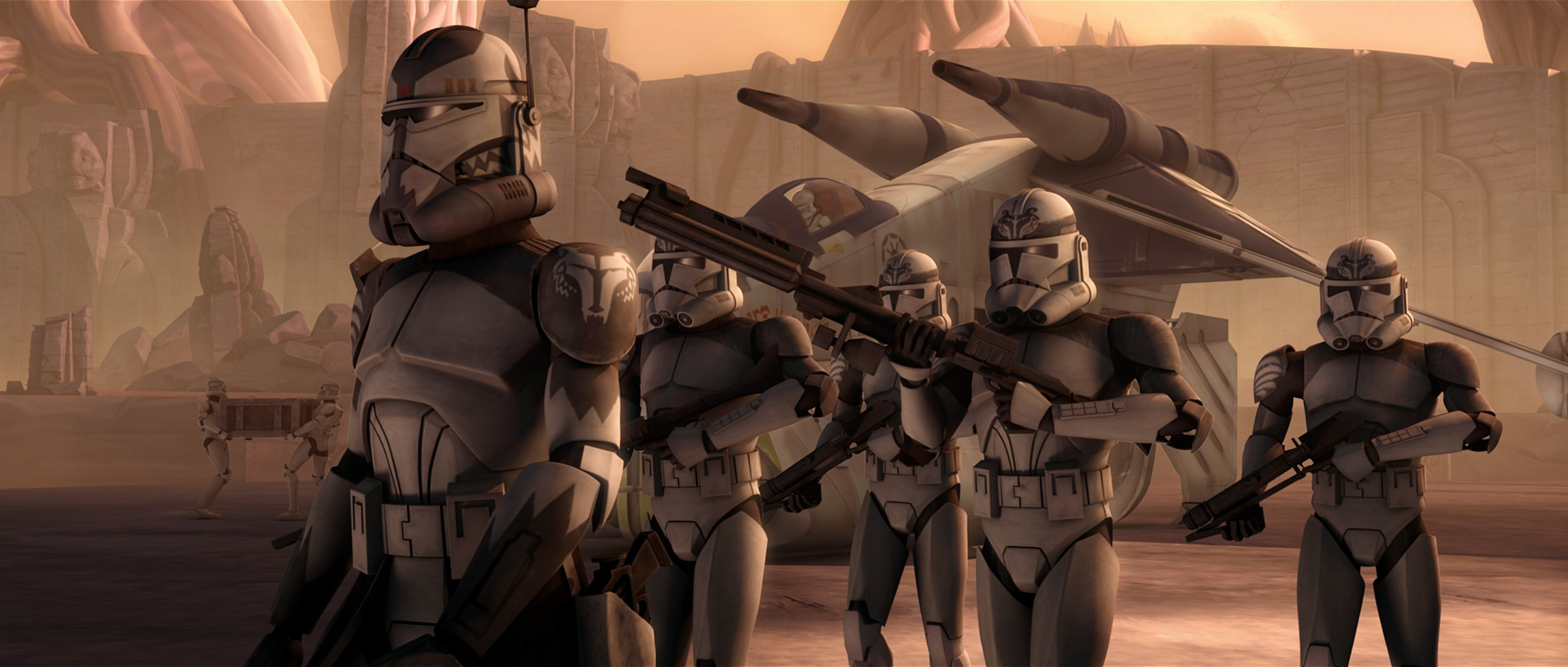 Star Wars, Clone Trooper Wallpapers HD / Desktop and Mobile .