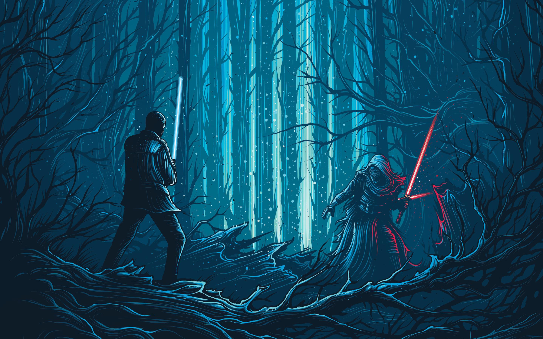 Star Wars The Force Awakens Fin Kylo Ren