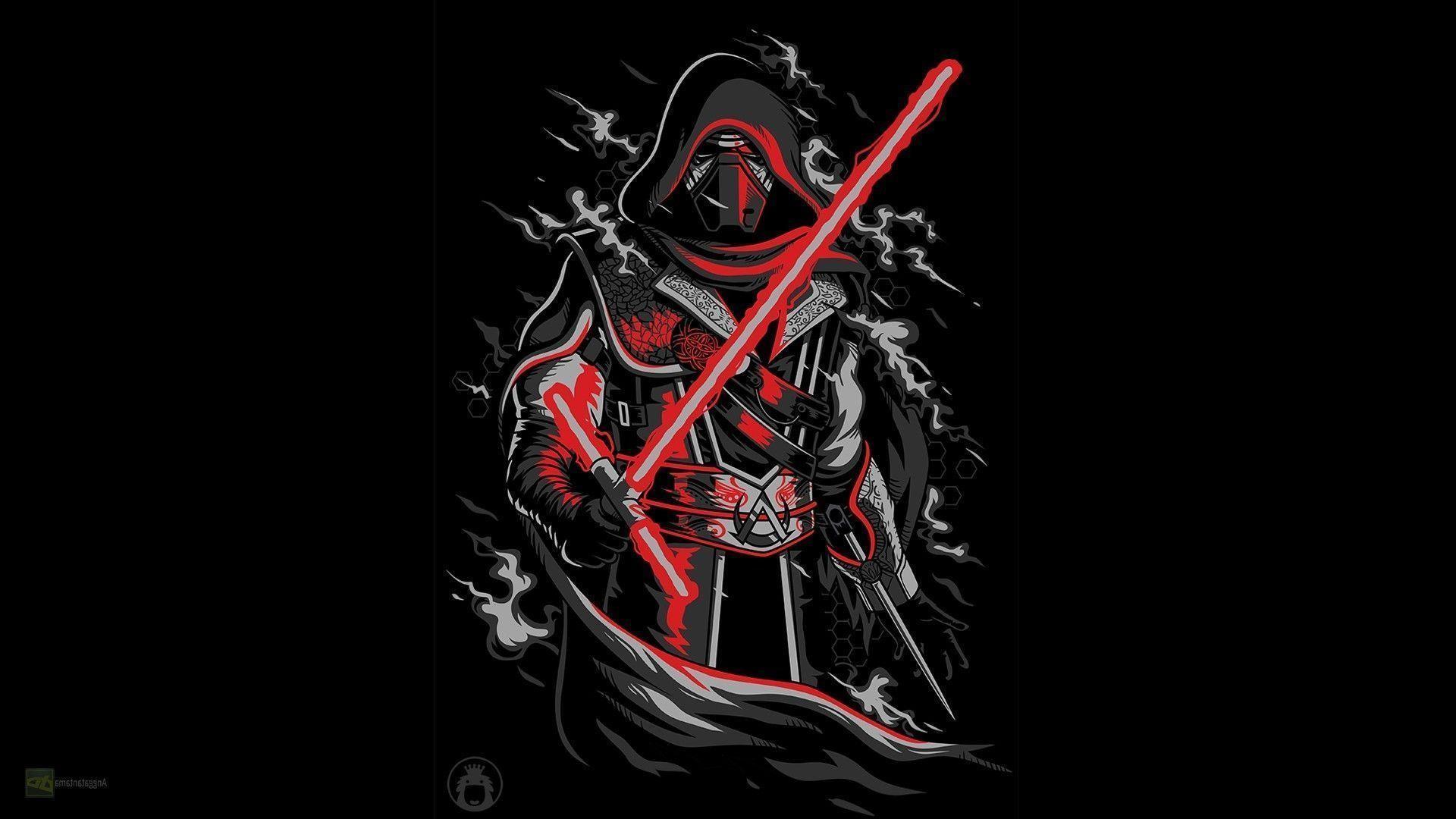 Kylo Ren, Assassins Creed, Star Wars Wallpapers HD / Desktop and .