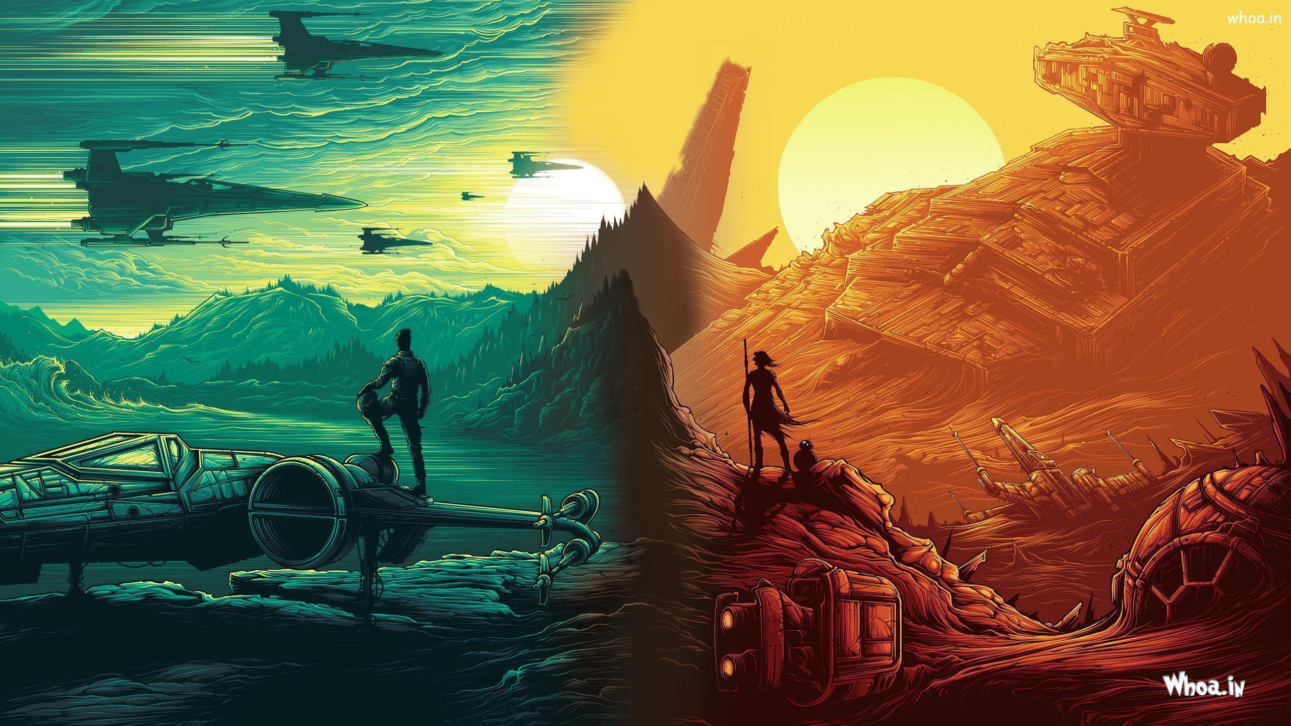 … Star Wars the Force Awakens Movies HD Wallpaper …