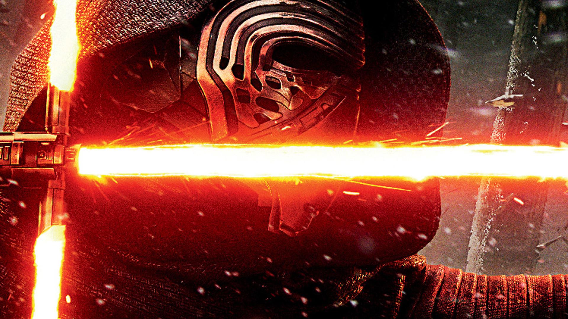 Movie – Star Wars Episode VII: The Force Awakens Kylo Ren Wallpaper