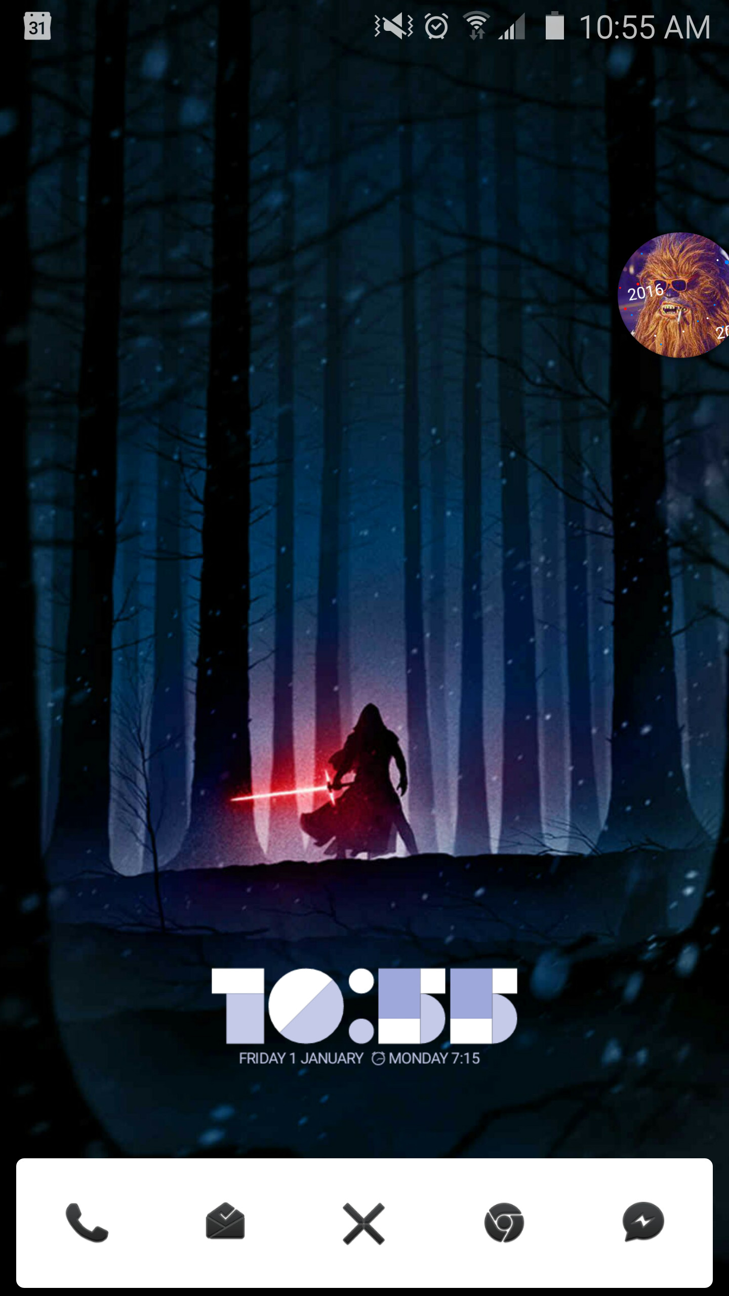 [Minimal] Star Wars Kylo Ren …