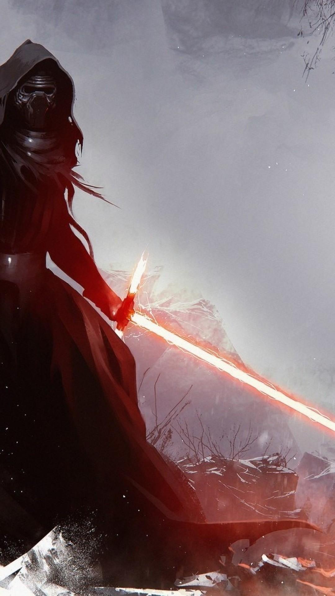 Star Wars, Kylo Ren, Cape