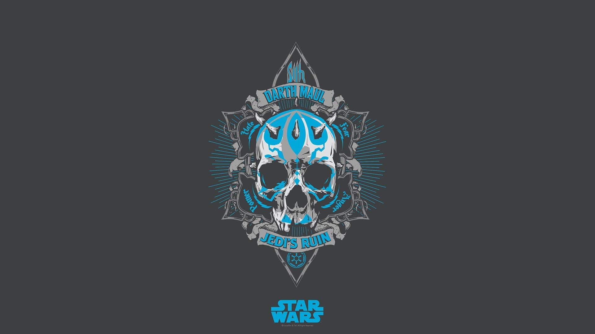 Star Wars Skull Darth Maul wallpaper | | 136959 .