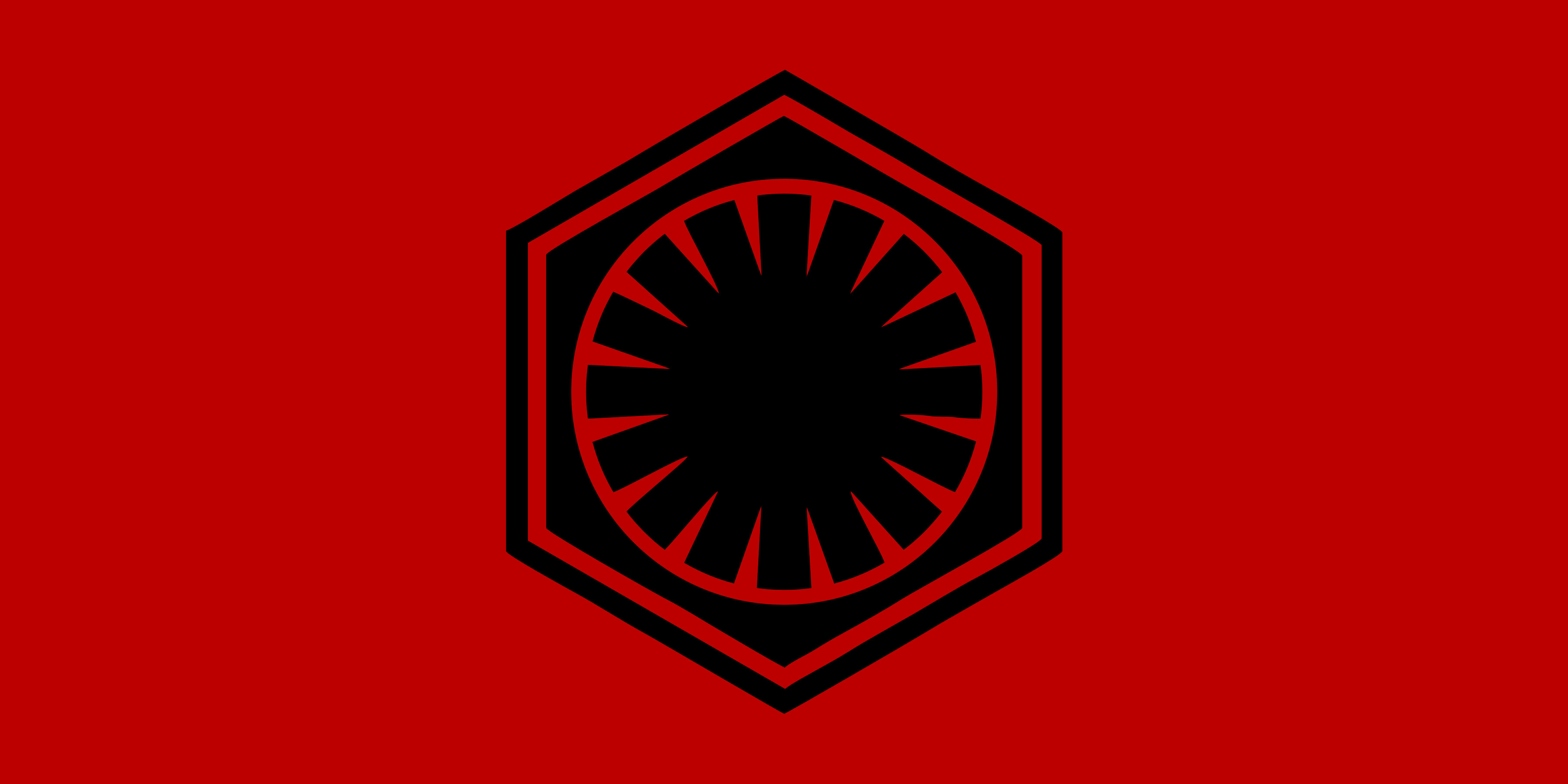 Flag of the First Order (Alternate) by RedRich1917 on .