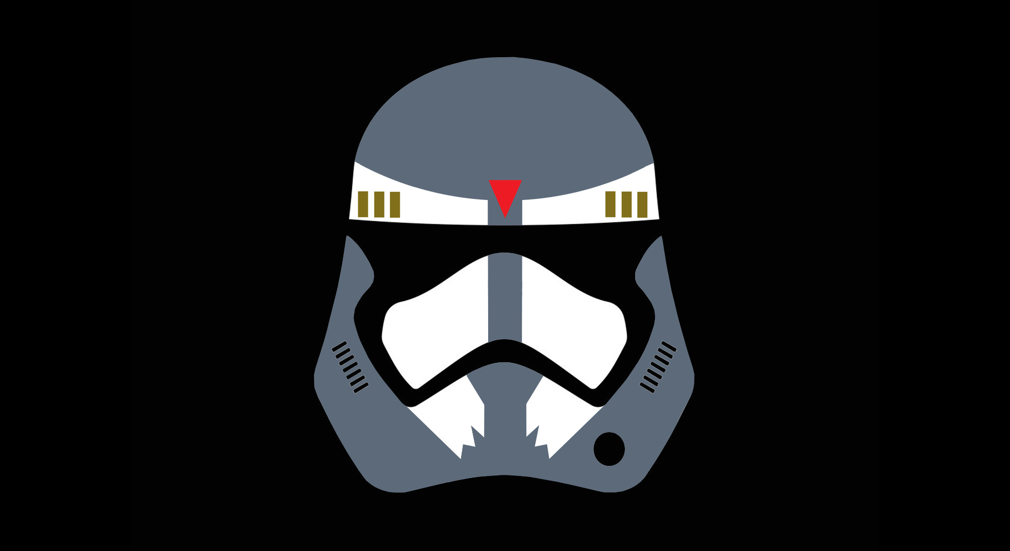 Commander Wolffe Helmet: https://i.imgur.com/o2qZefW.png. Turns out the first  order …
