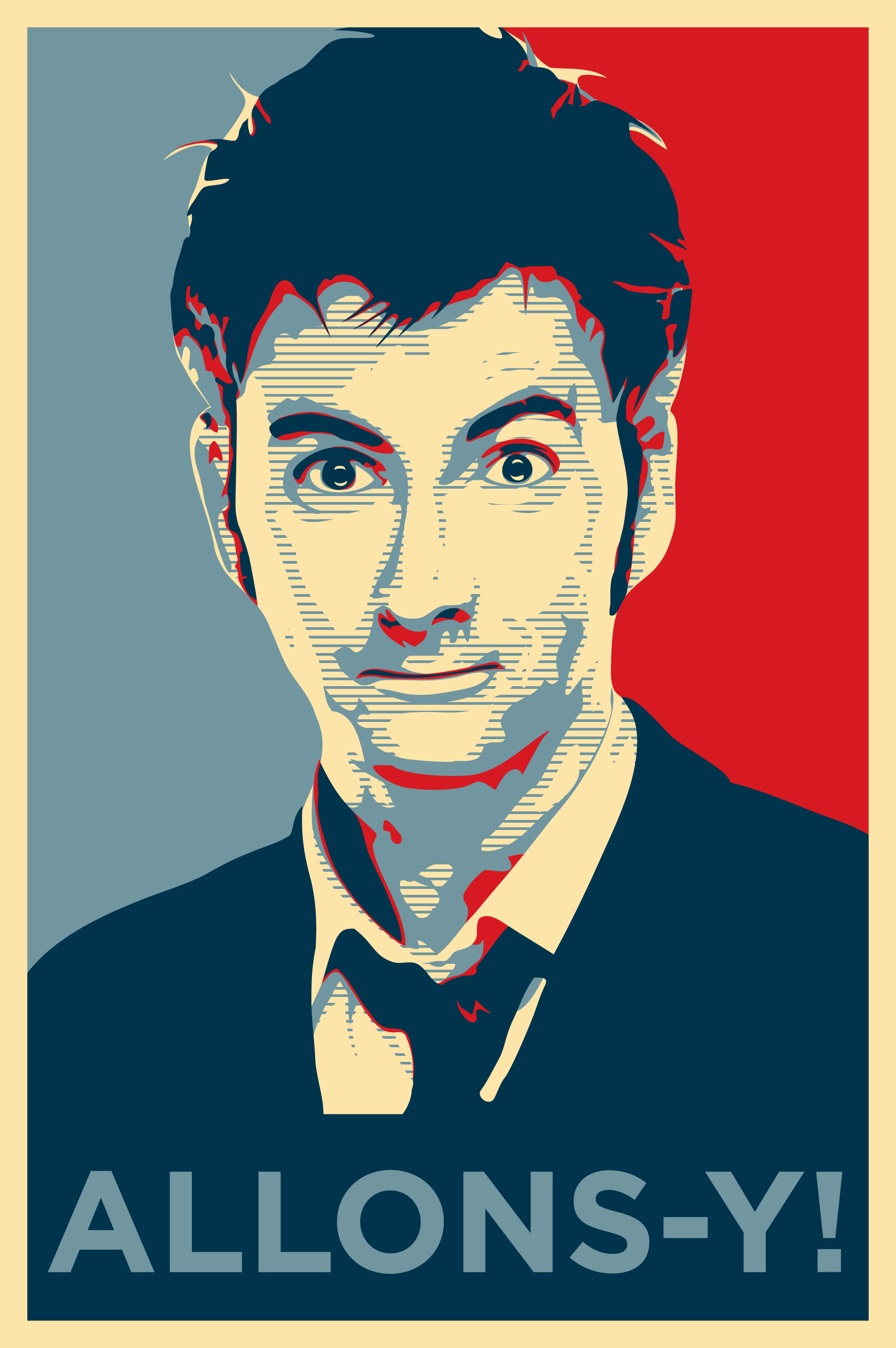 David Tennant Doctor Who Allons Y 10th doctor allons y wallpaper