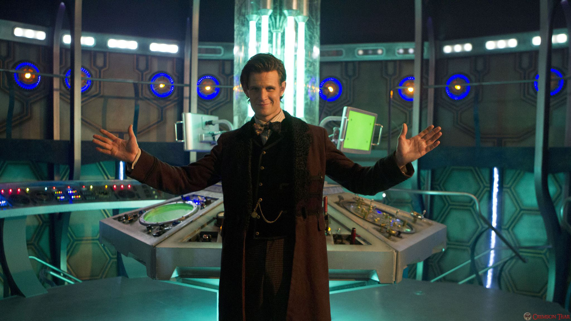 The Snowmen: New TARDIS