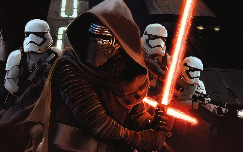 Star Wars Episode VII The Force Awakens