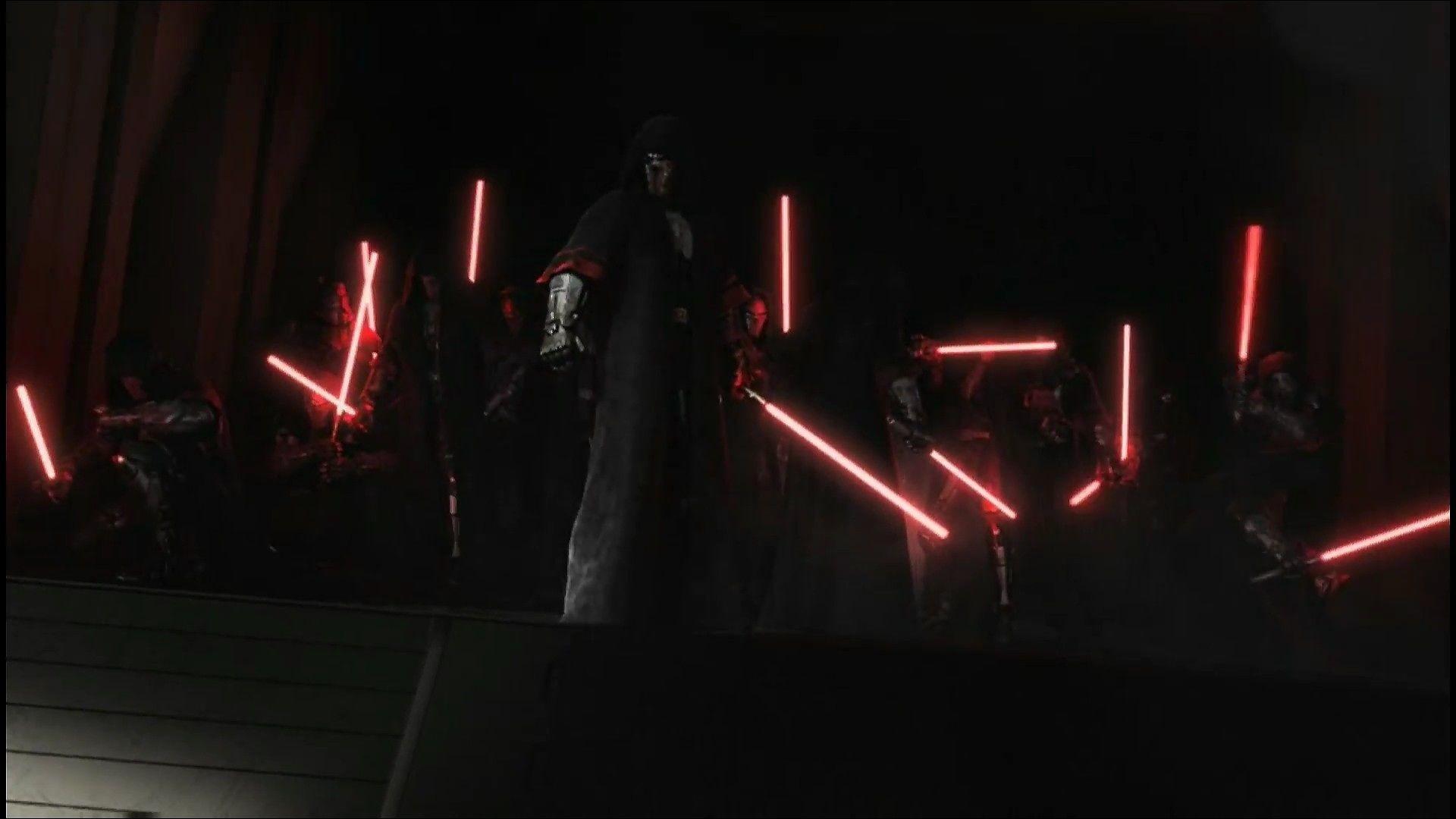 The Villains of Star Wars Episode 7 + Their PLAN!
