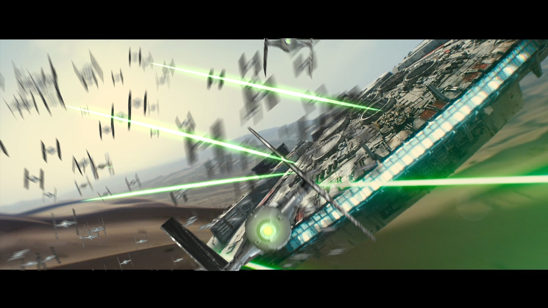 Star Wars: Episode VII Trailer – George Lucas' Special Edition – YouTube