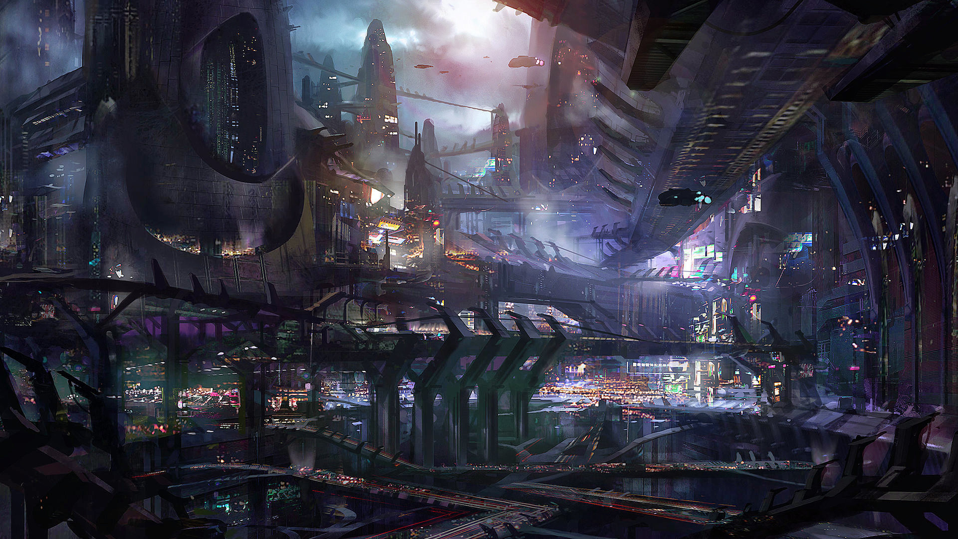 Amazing HD Sci-Fi Wallpapers For Your Android Smartphone   Design .