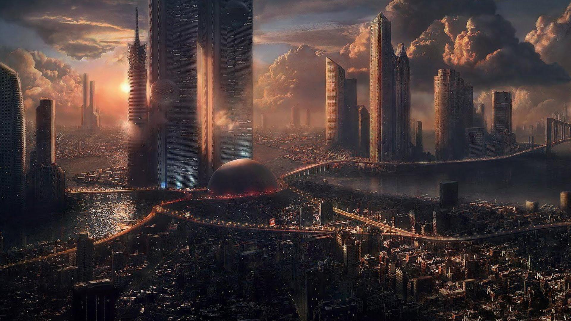 Sci fi · Fantasy Art HD 1080p Wallpapers Download