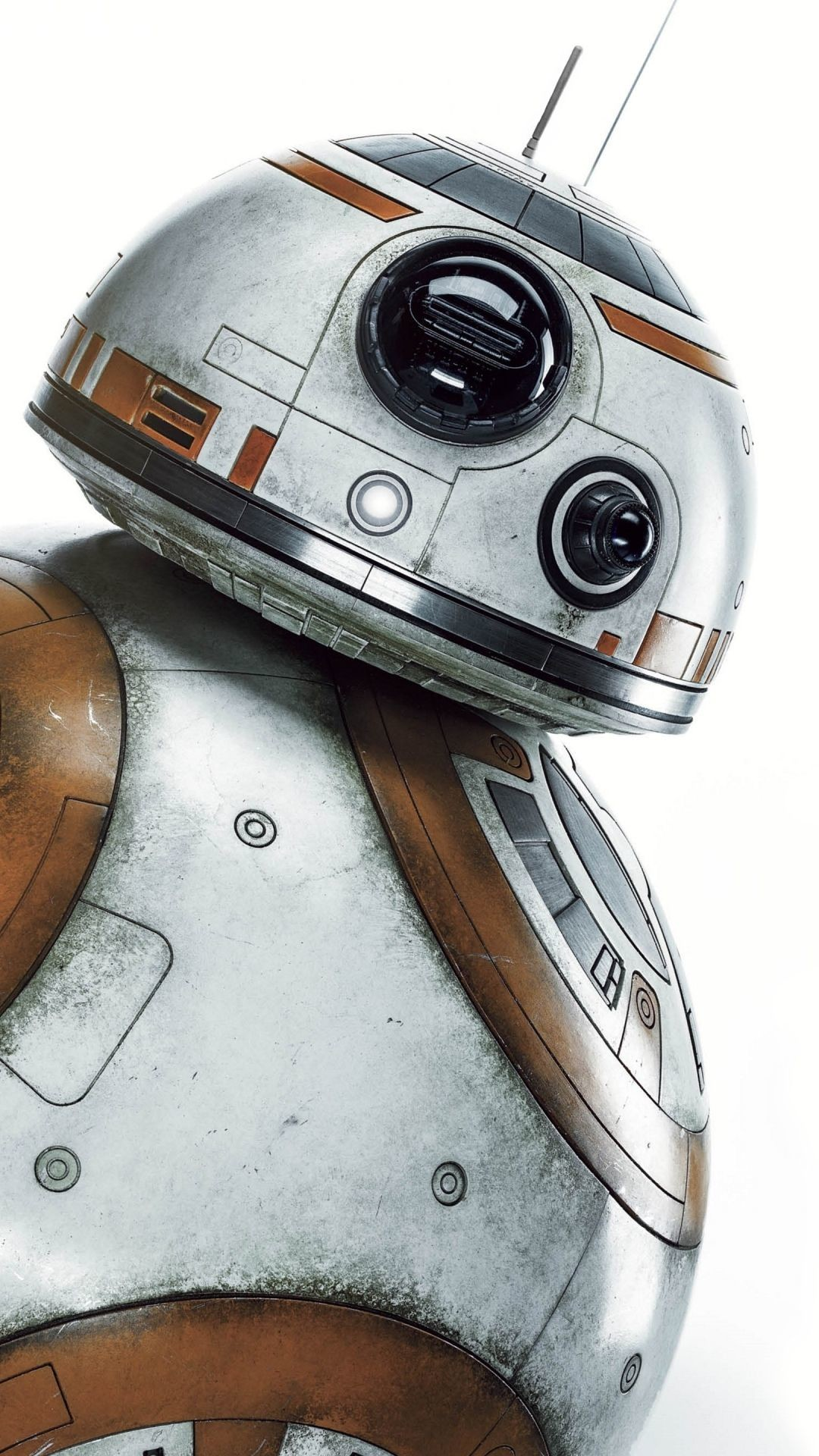 BB-8 Droid Star Wars Movie Android Wallpaper …