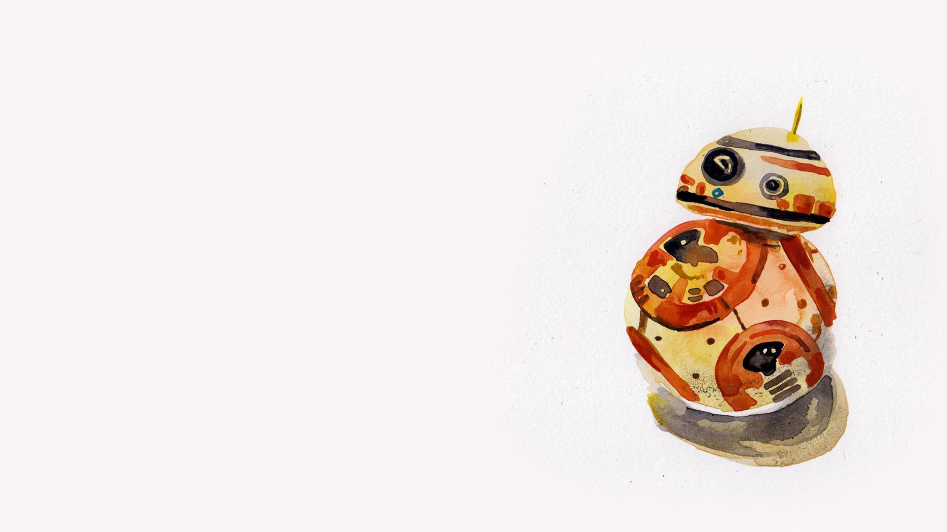 Sci Fi – Star Wars BB-8 Wallpaper