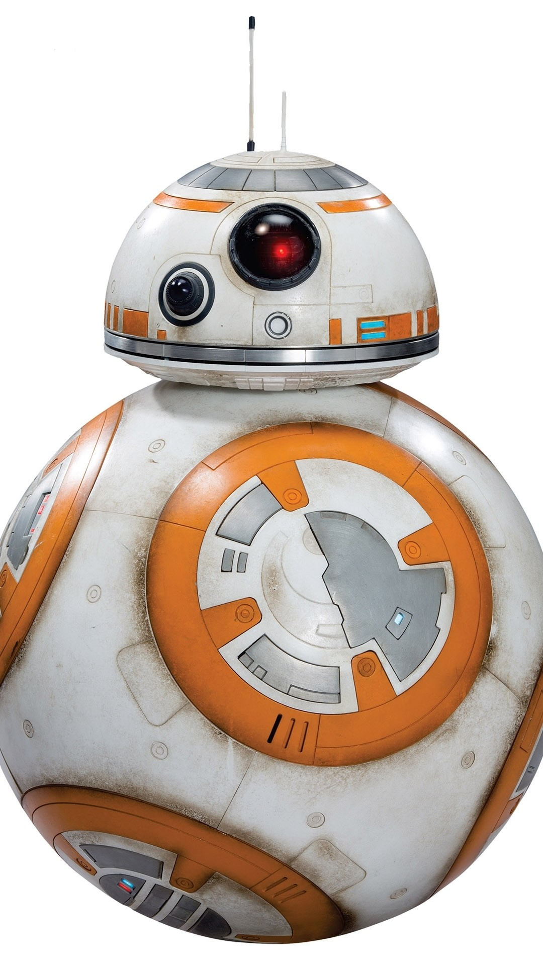 BB-8 from Star Wars: Episode VII – The Force Awakens Wallpaper