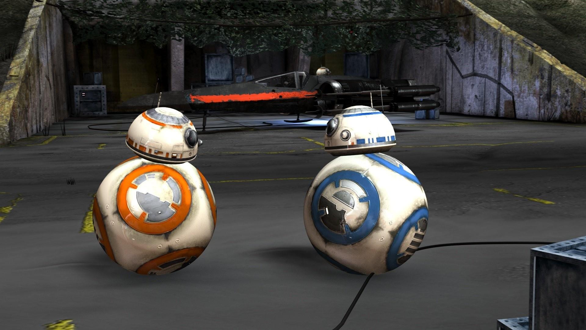 Bb-8 (Star Wars Vii The Force Awakens)