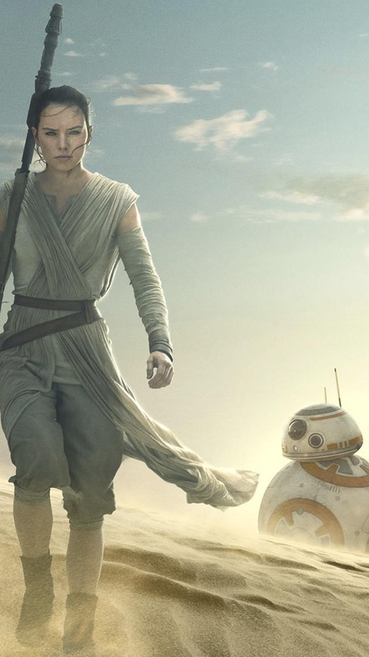 No dudes en decirnos cuál de estos wallpapers de Star Wars: The Force .