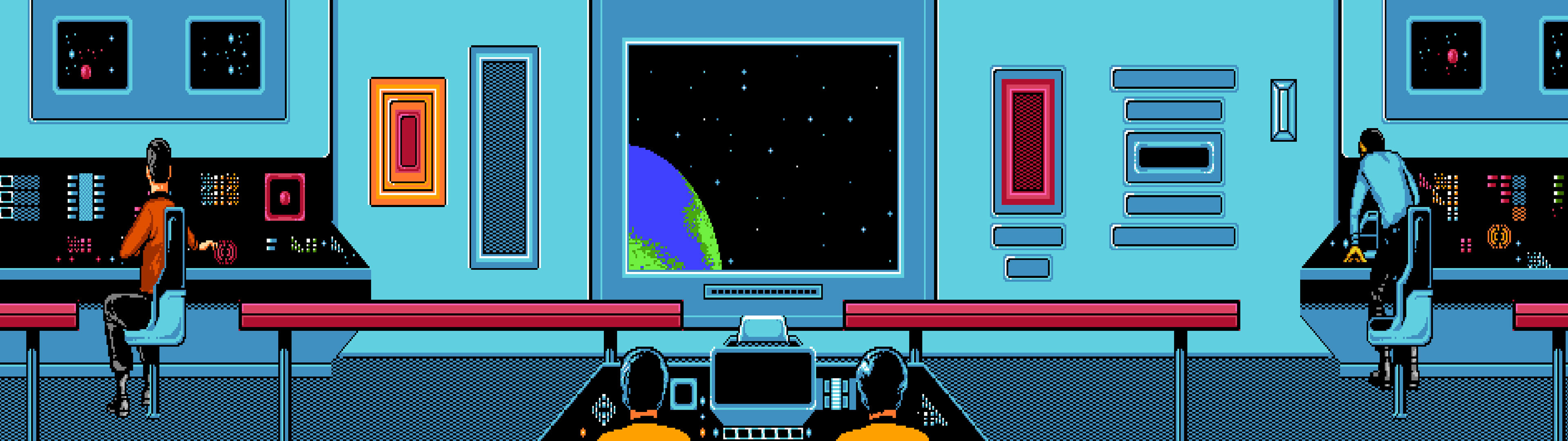 Multi Monitor – Sci Fi Wallpaper