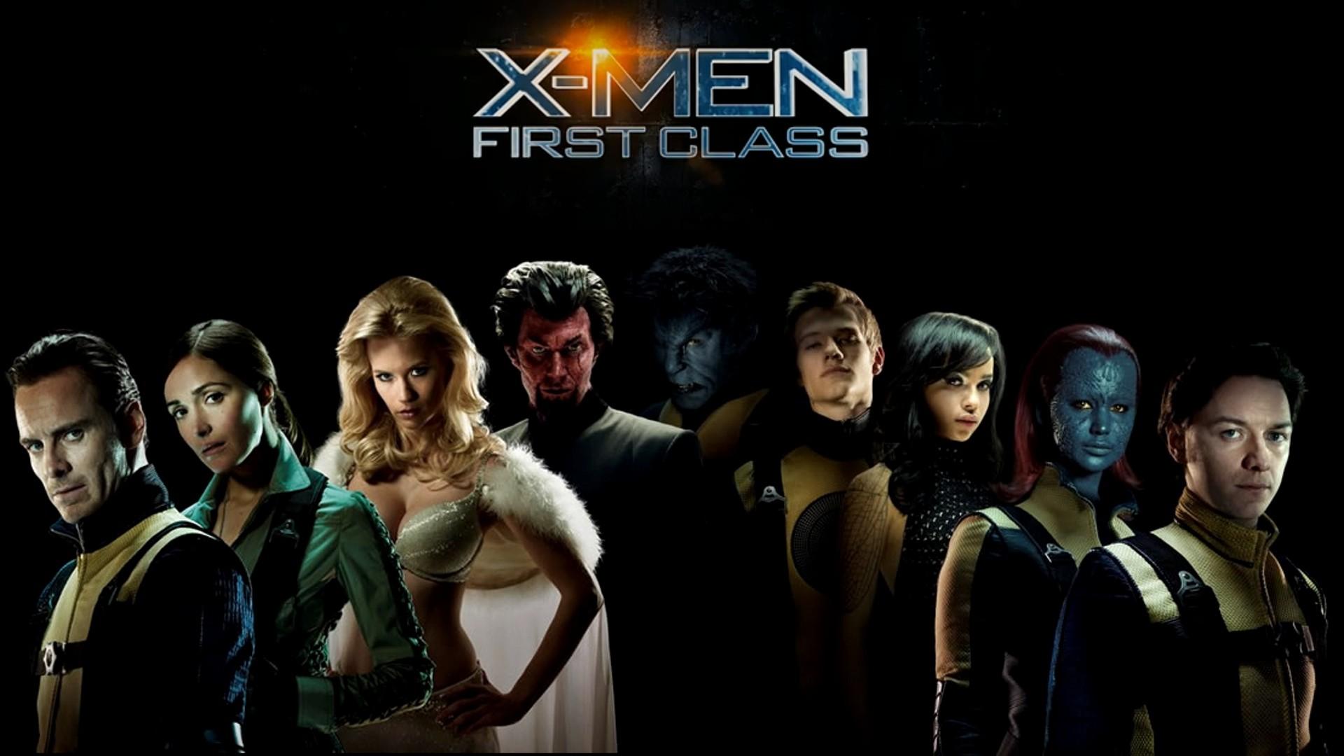 Movie – X-Men: First Class Mystique (X-Men) Wallpaper