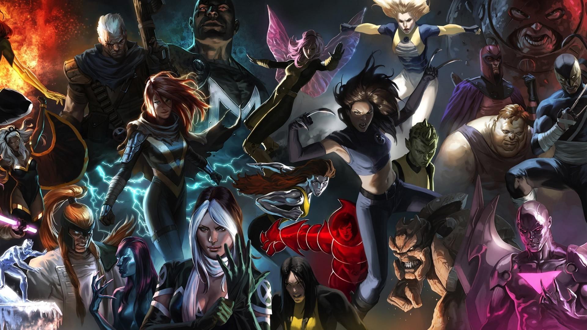 Filename: Storm-X-Men-Comics-Desktop-Wallpaper.jpg
