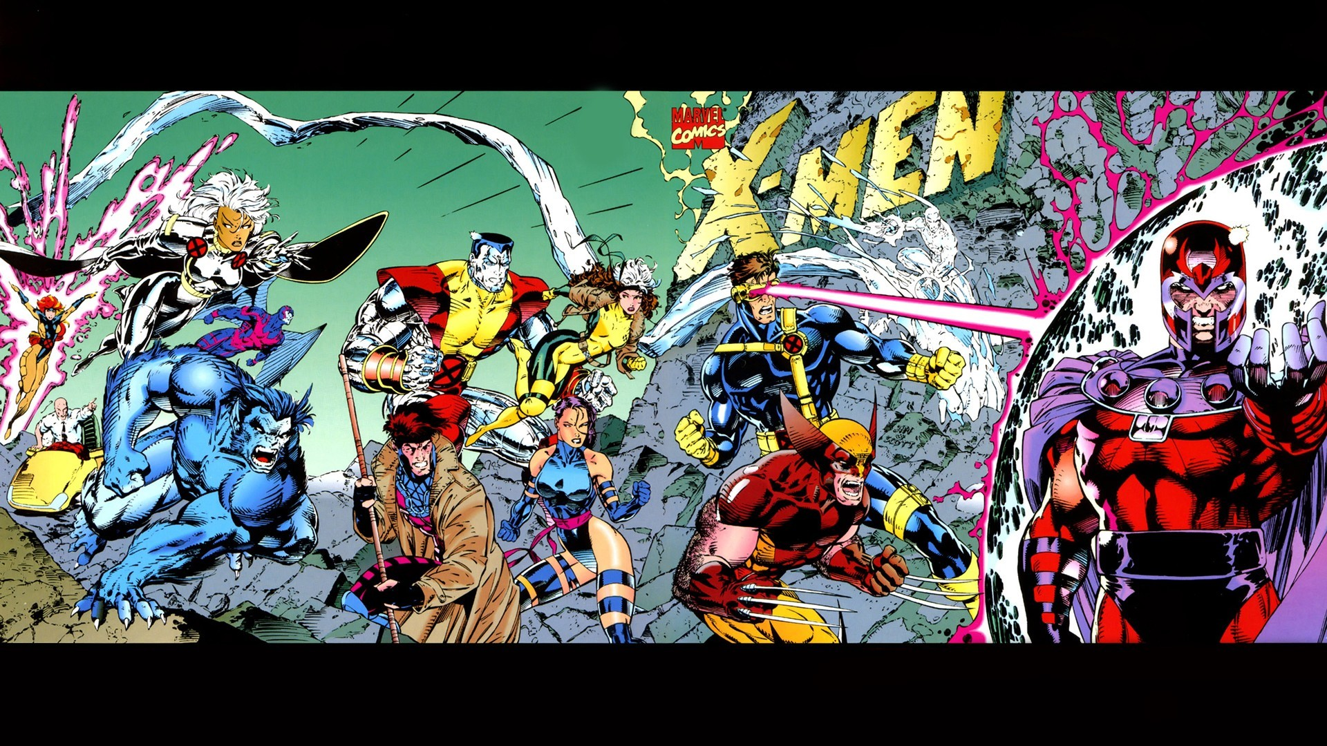comics, X Men, Magneto Wallpapers HD / Desktop and Mobile Backgrounds