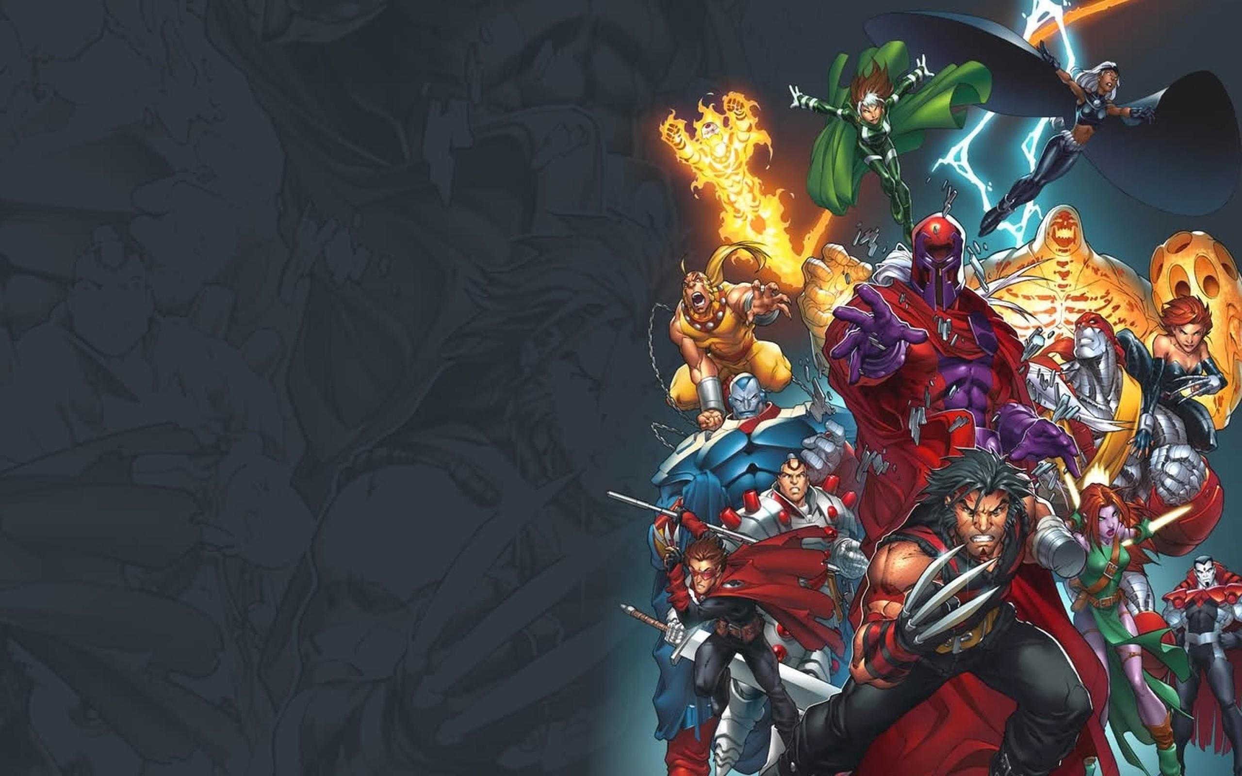 HD Storm X Men Comics Photo.