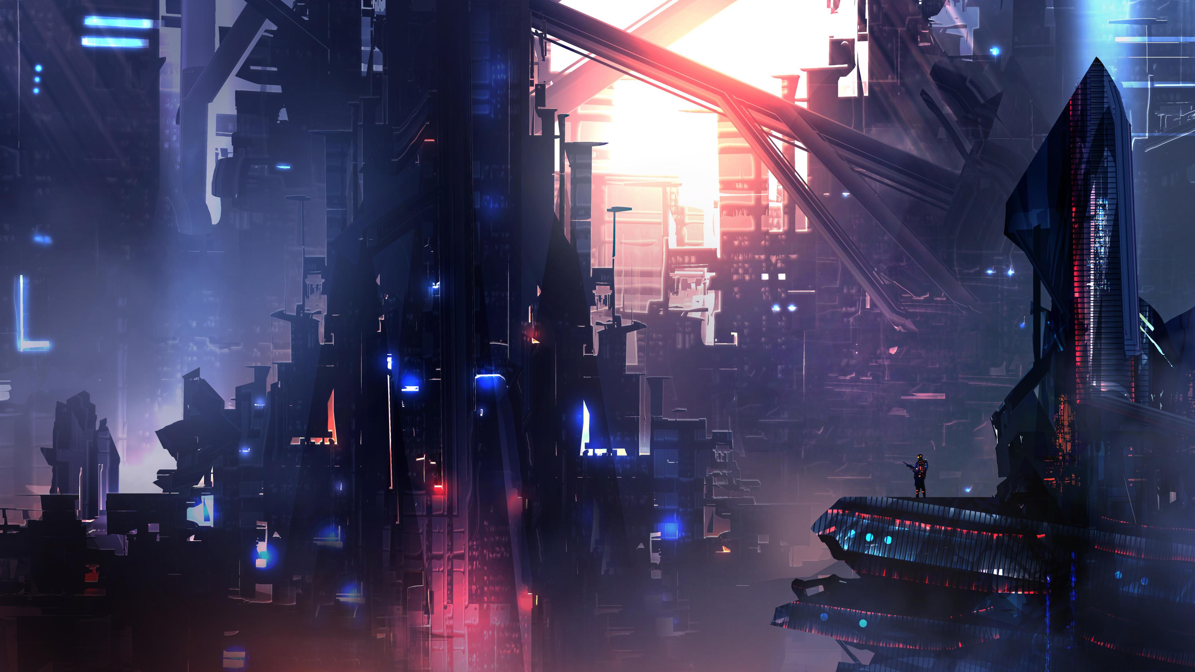 4k Sci-fi Wallpaper Dump
