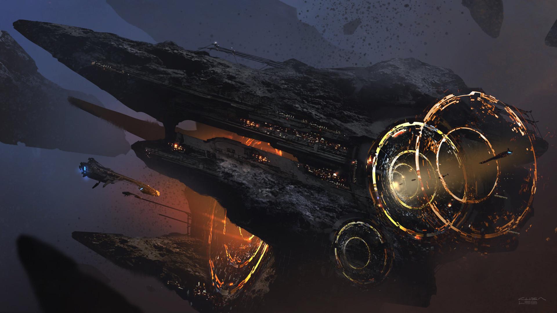 Sci-fi Wallpaper Addendum 5