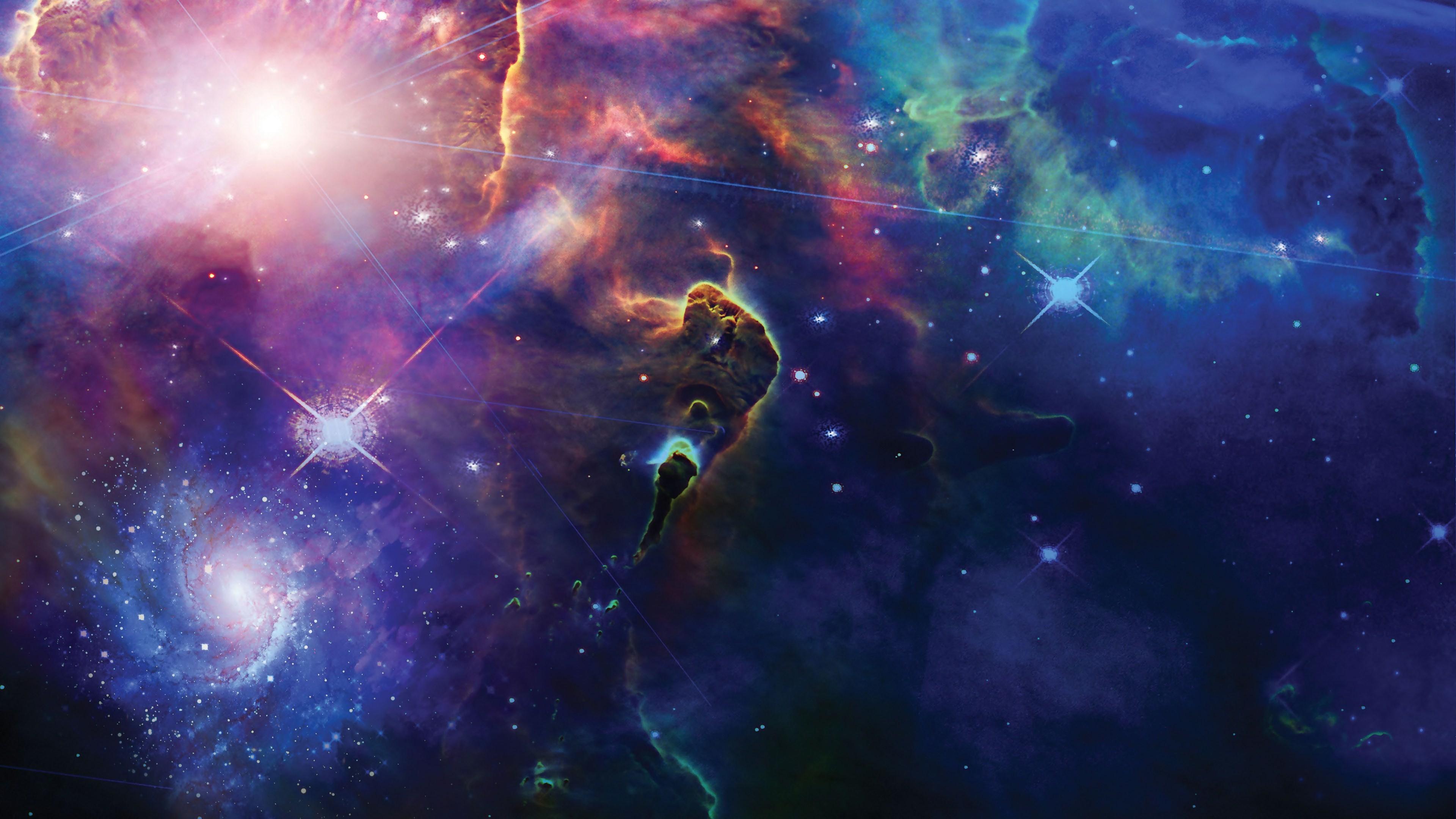 Sci Fi – Nebula Wallpaper