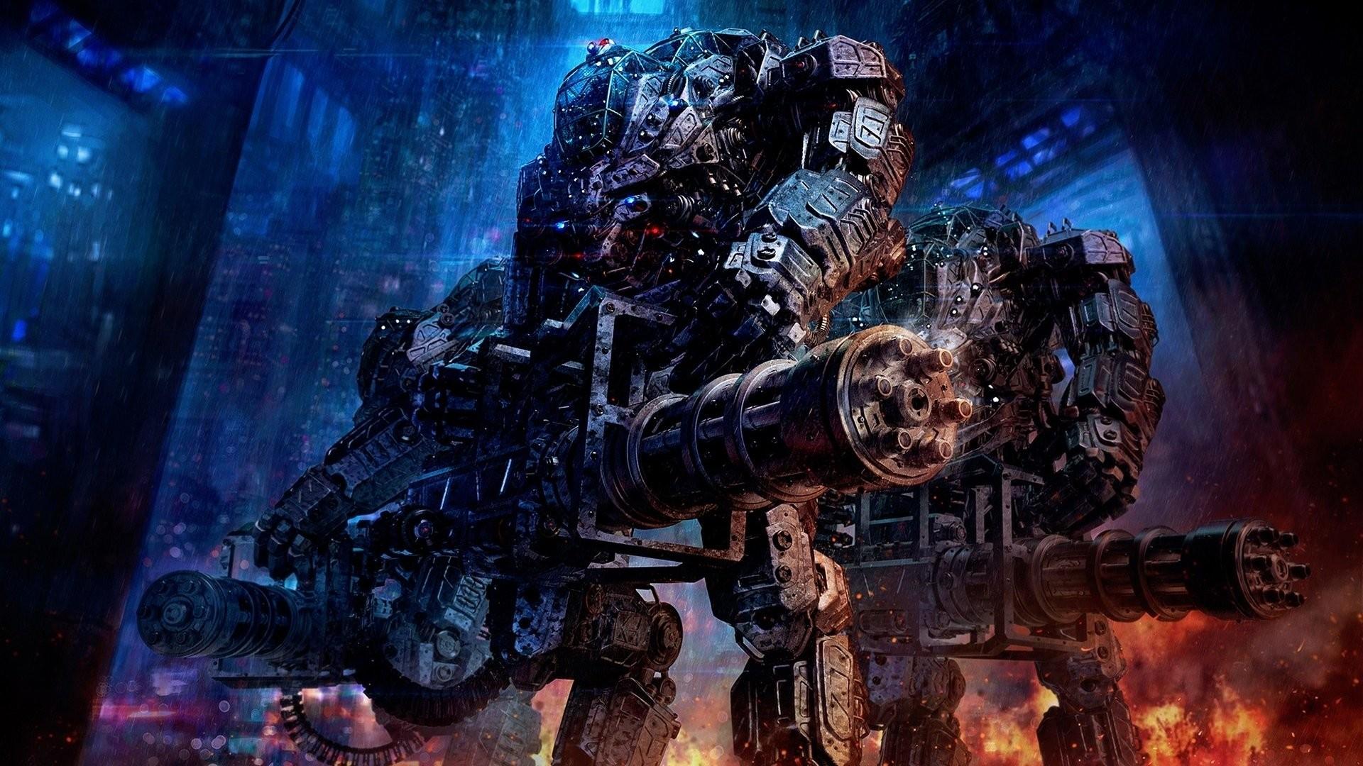 HD Wallpaper   Background ID:510365. Sci Fi Robot. 70 Like