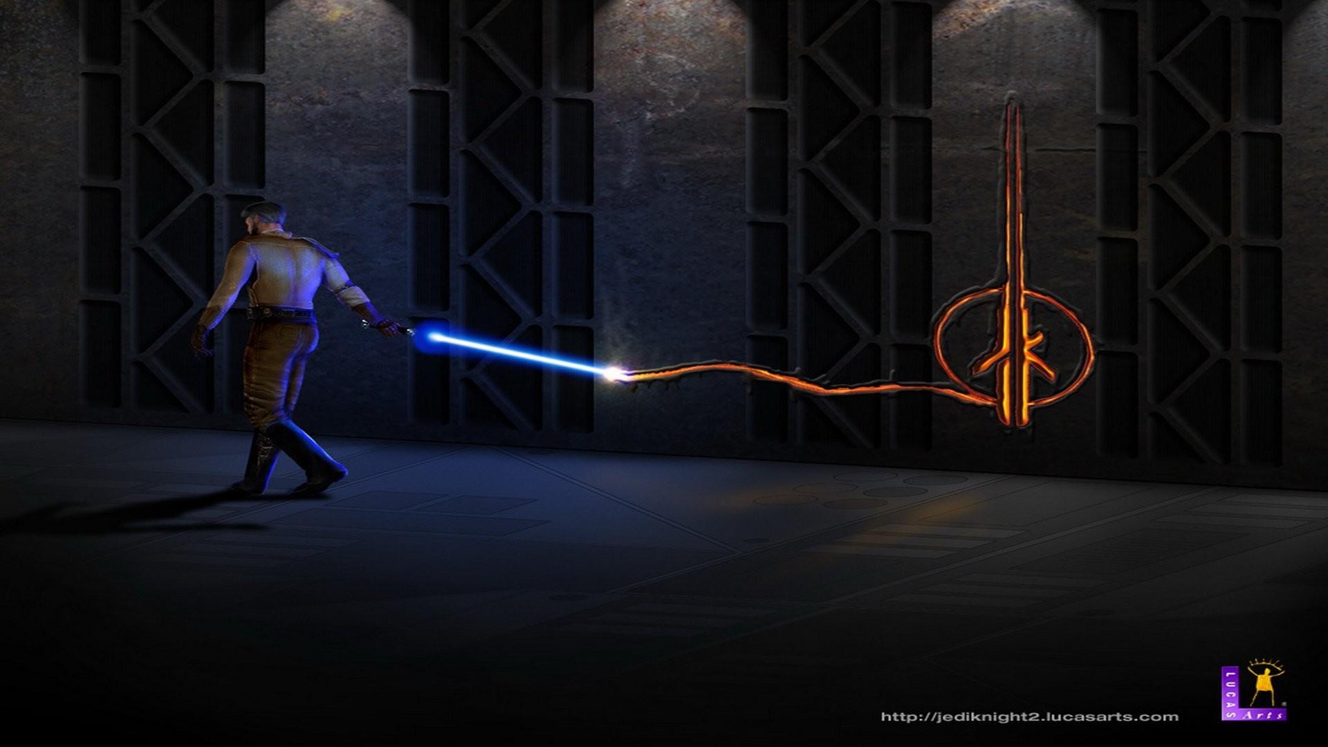 Star Wars Jedi Knight 2 Jedi Outcast Wallpaper » WallDevil – Best free HD  desktop and
