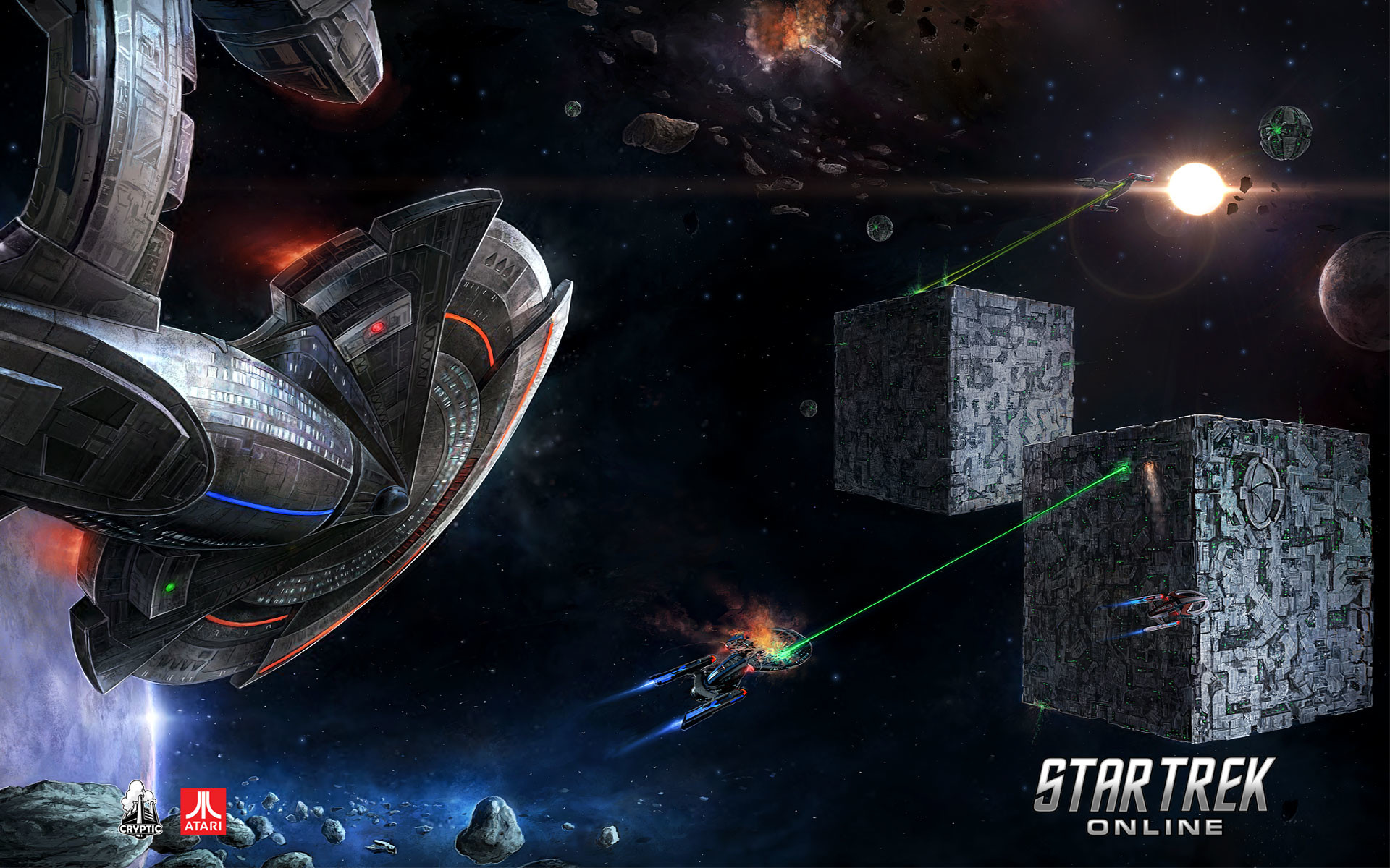 Star Trek Wallpaper | Star Trek Online Wallpapers