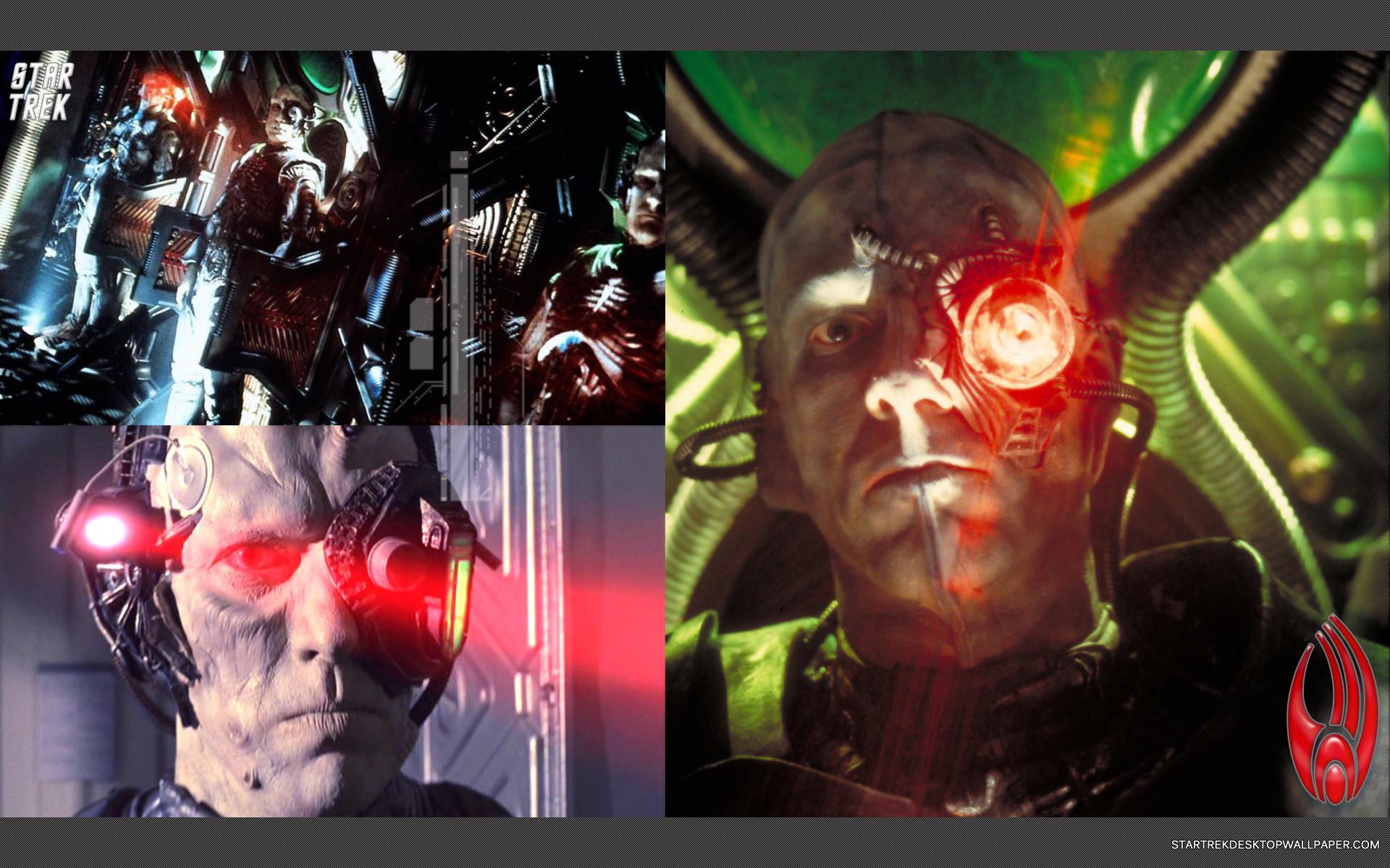 Star Trek Borg Drone. Free Star Trek computer desktop wallpaper, images,  pictures download