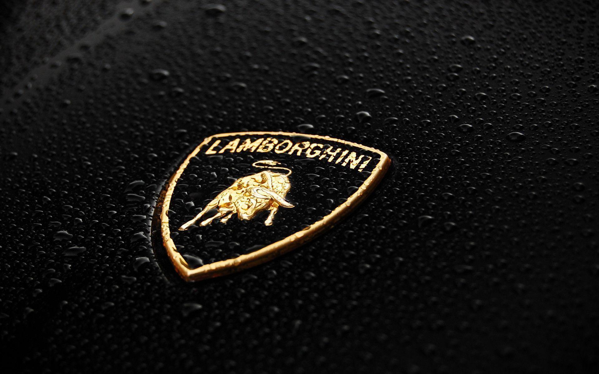 Lamborghini Logo Wallpaper | HD Car Wallpapers