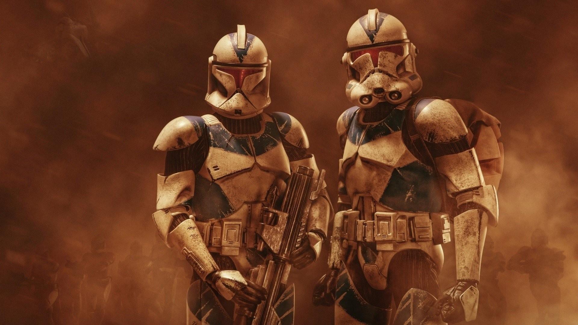 Anakin Skywalker Clone Trooper Hayden Christensen · HD Wallpaper |  Background ID:670890