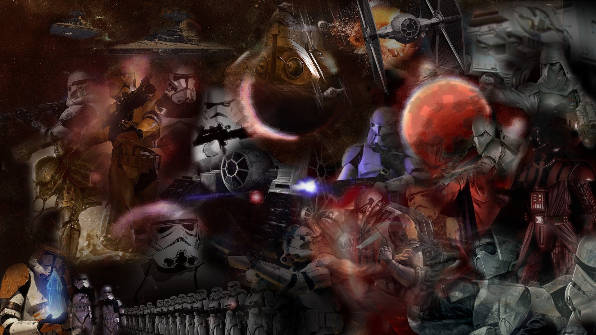 Star Wars army Clone Wars Darth Vader clone space station clone trooper  warriors wallpaper | | 291126 | WallpaperUP