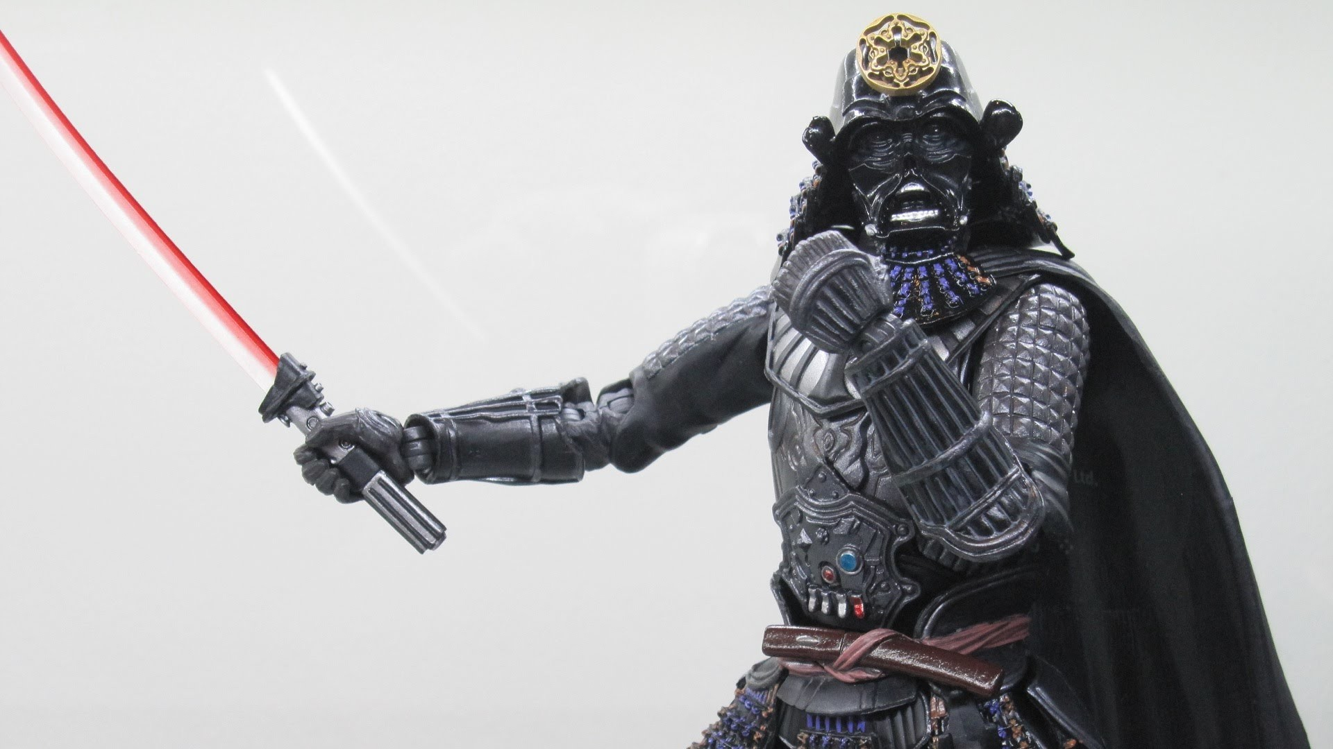 Bandai Star Wars Movie Realization Samurai Taisho Darth Vader