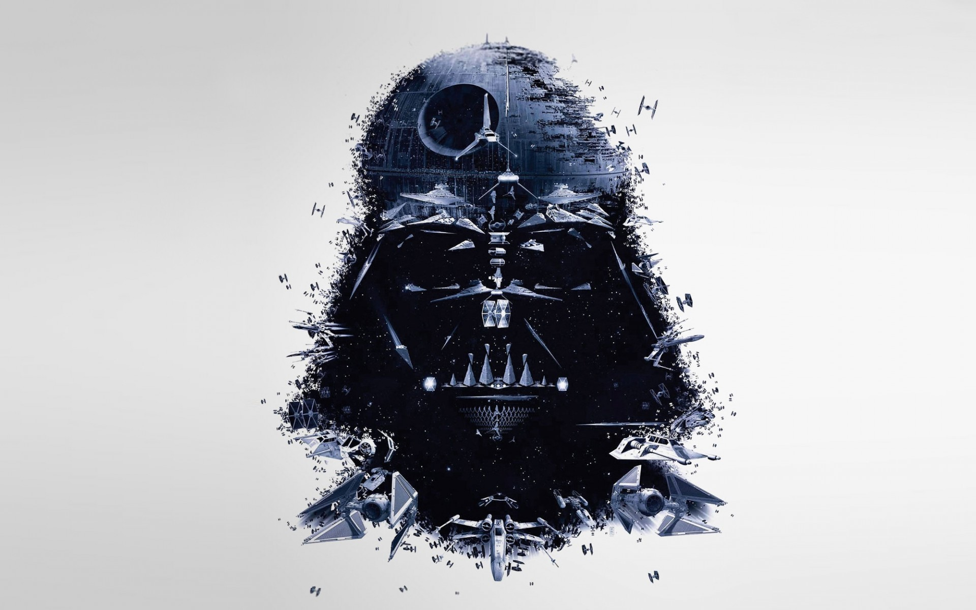 vader star wars movies sci-fi darth spaceships spacecraft death star mask  wallpaper