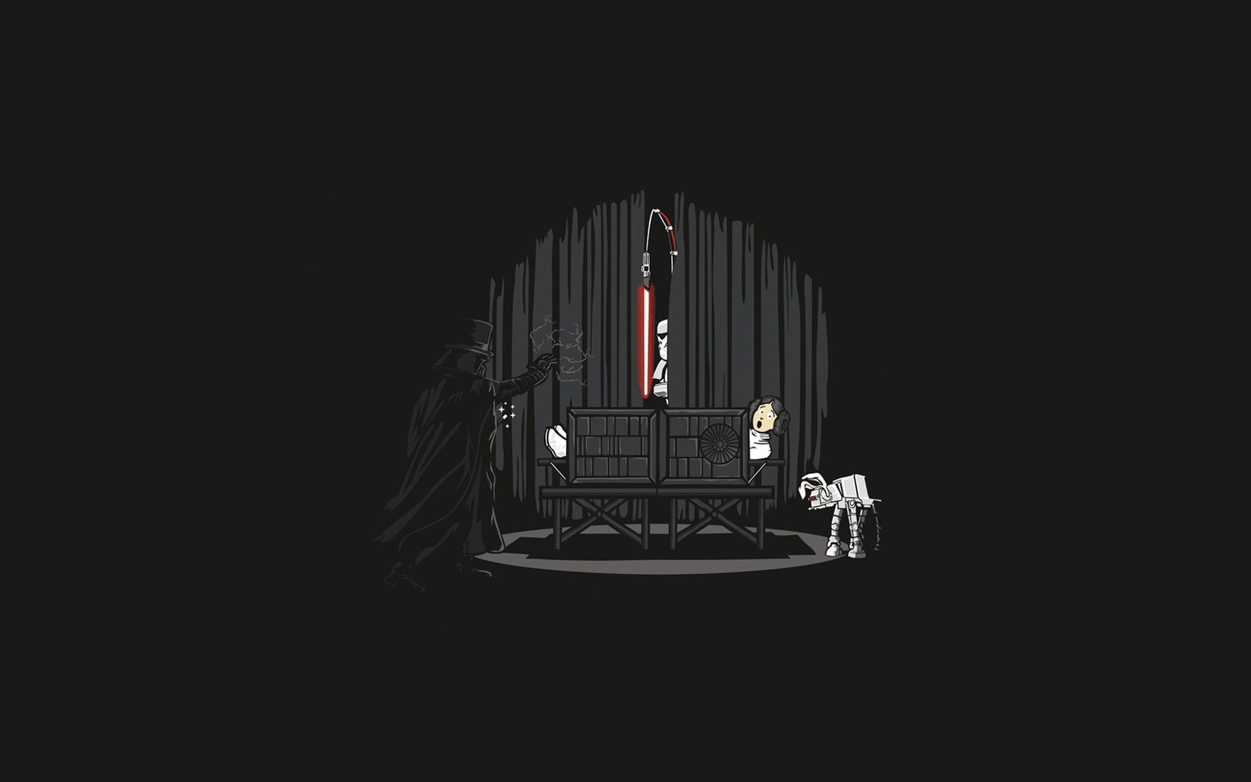 Darth Vader Funny Star Wars Artwork 34997 …