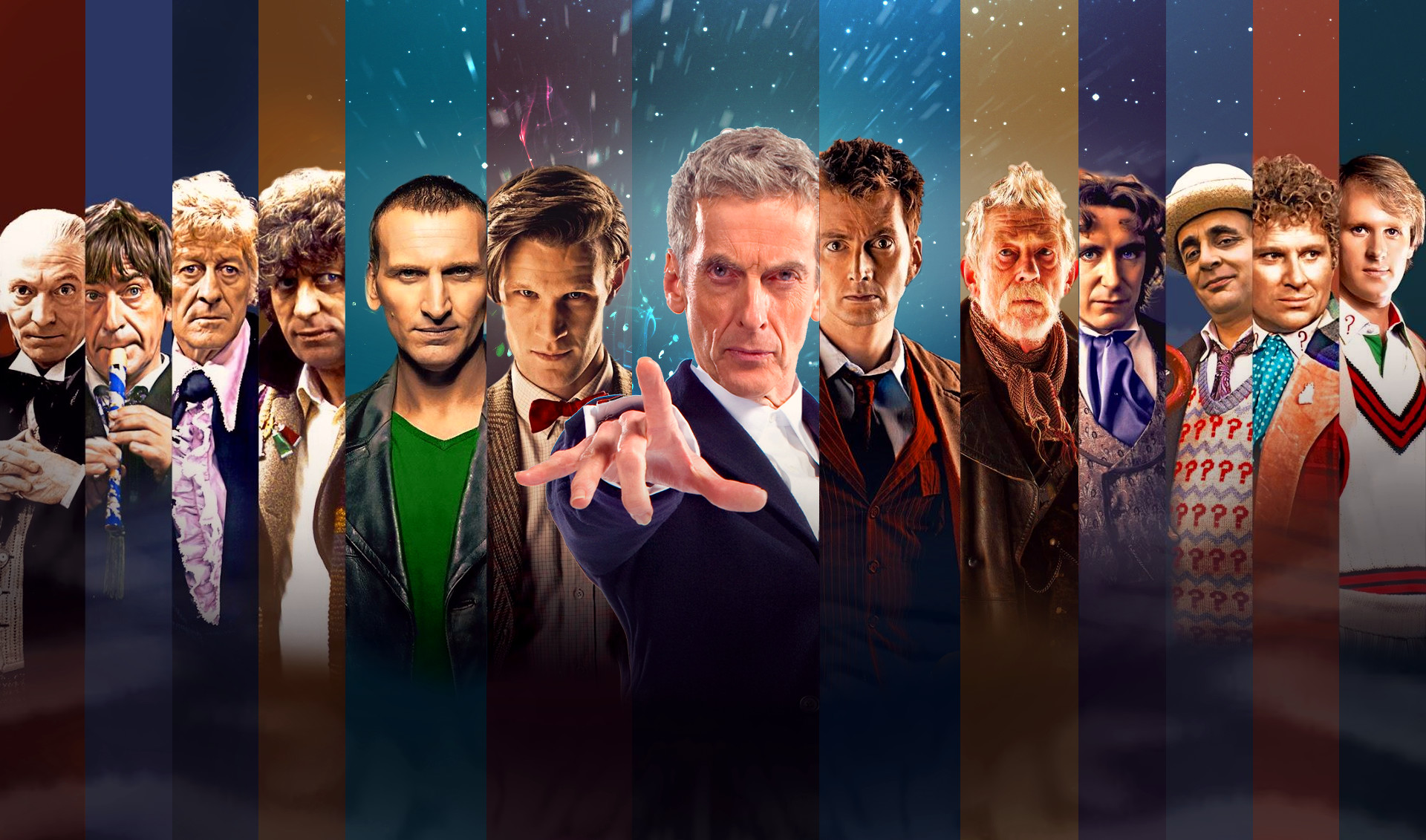 All Doctors – Doctor Who …