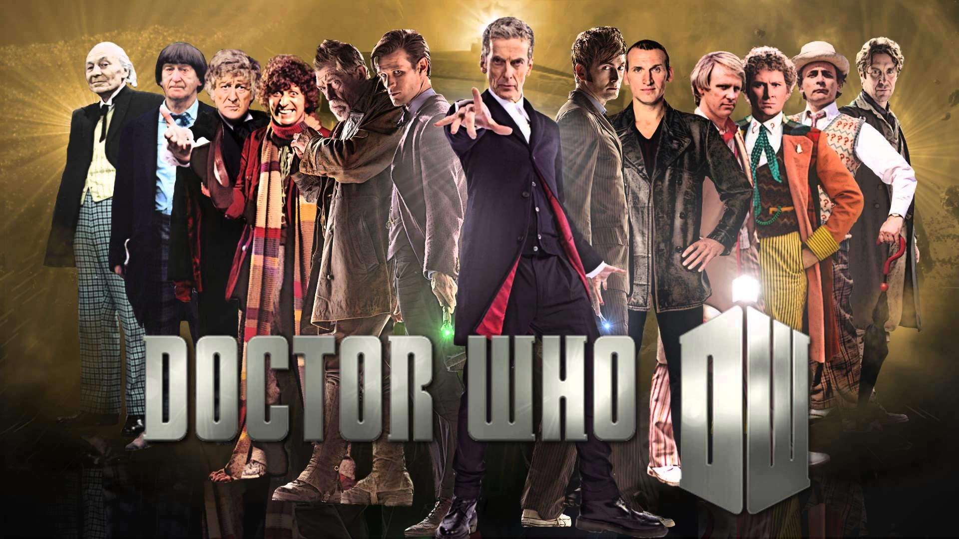 DOCTOR WHO The 13 Doctors