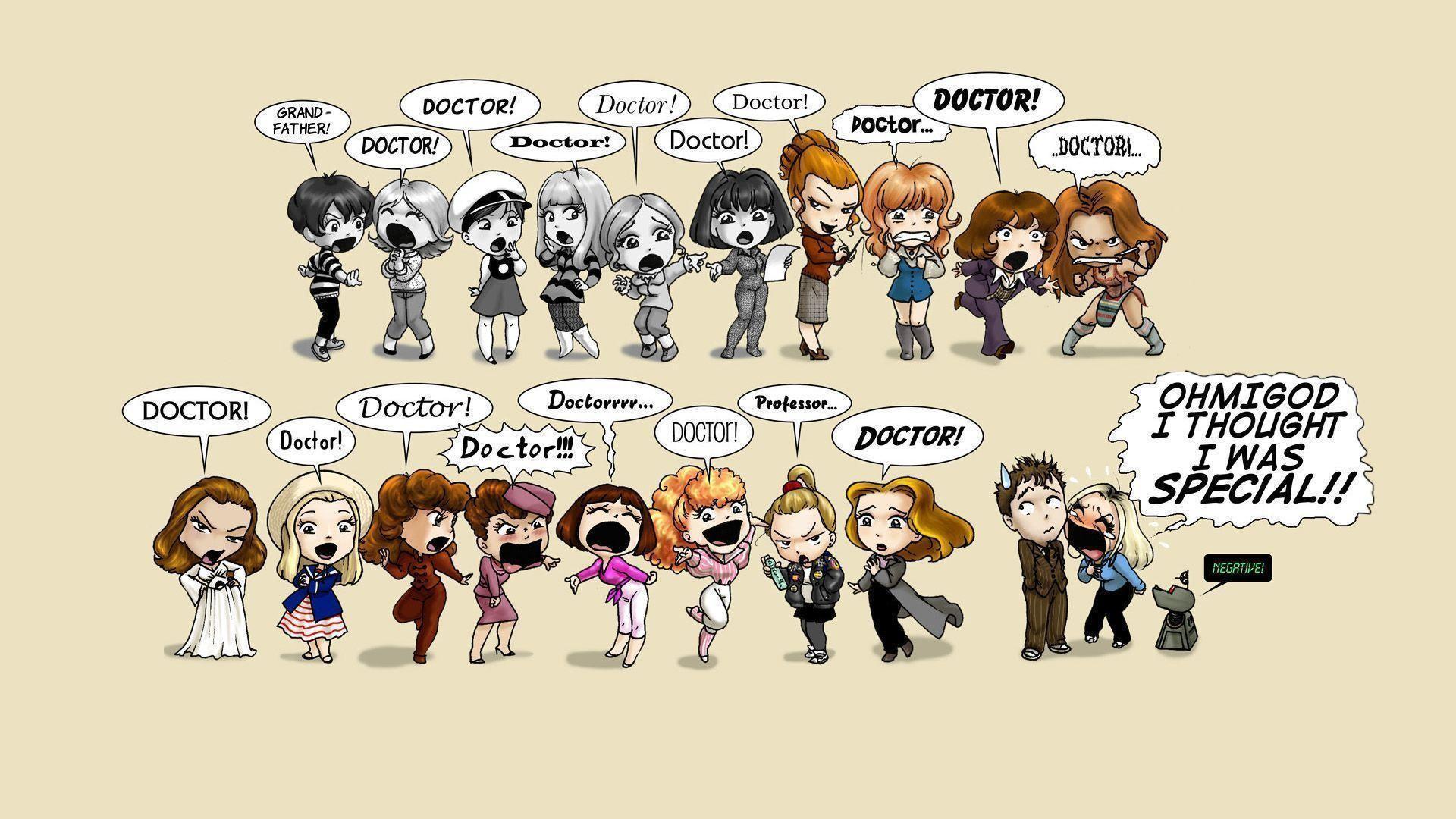 Doctor Who Wallpaper | Hi Pics