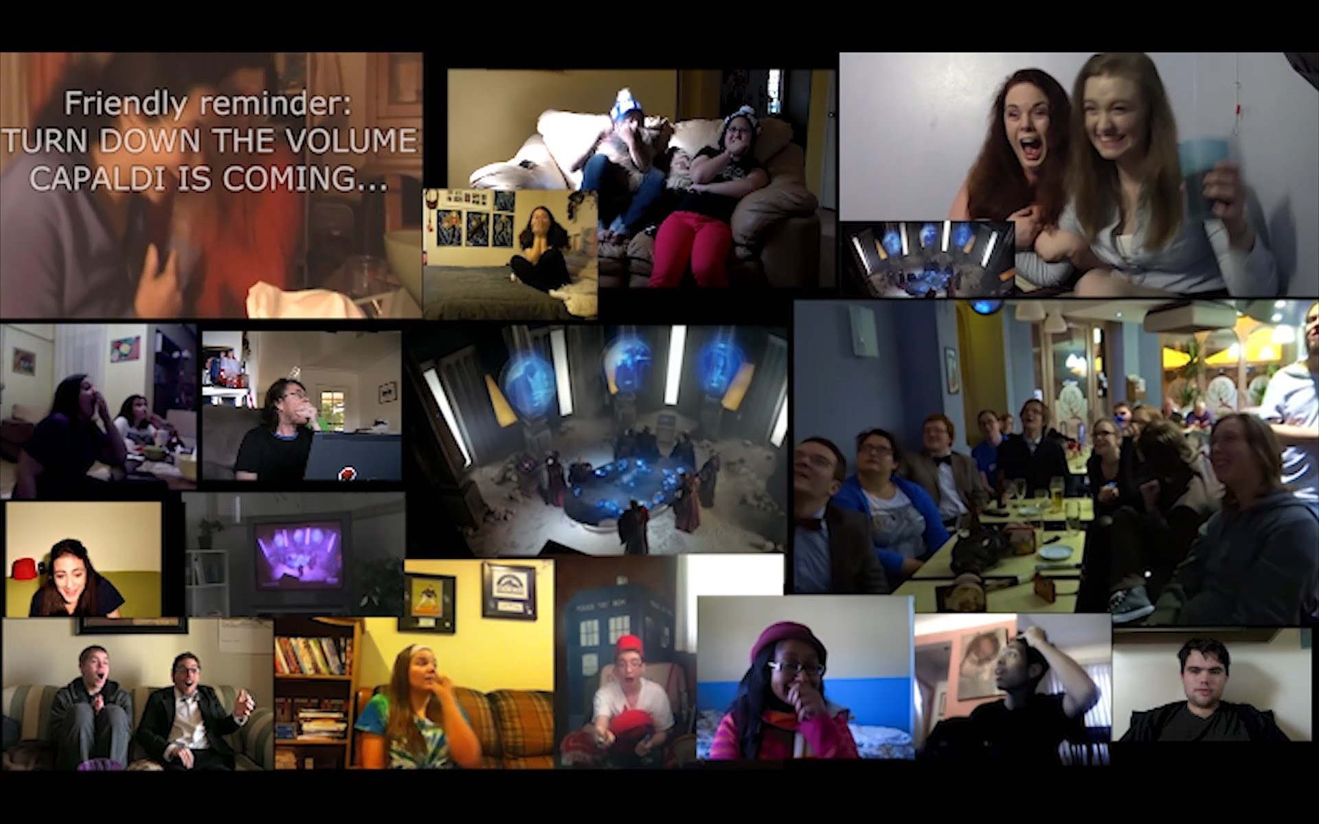 Doctor Who 50th Anniversary: Day of the Doctor – All 13 Doctors (1st time  using a Video Editor) – YouTube