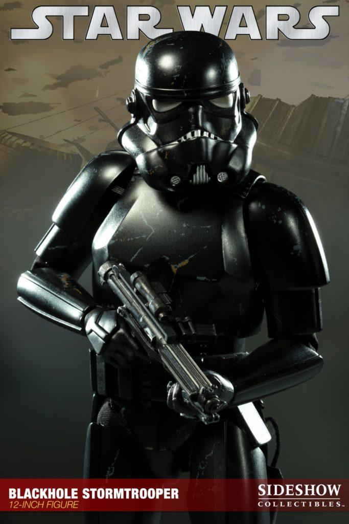 Star Wars Blackhole Stormtrooper 12 Inch Sideshow HD Action Figure Review |  www.flyguy.net – YouTube